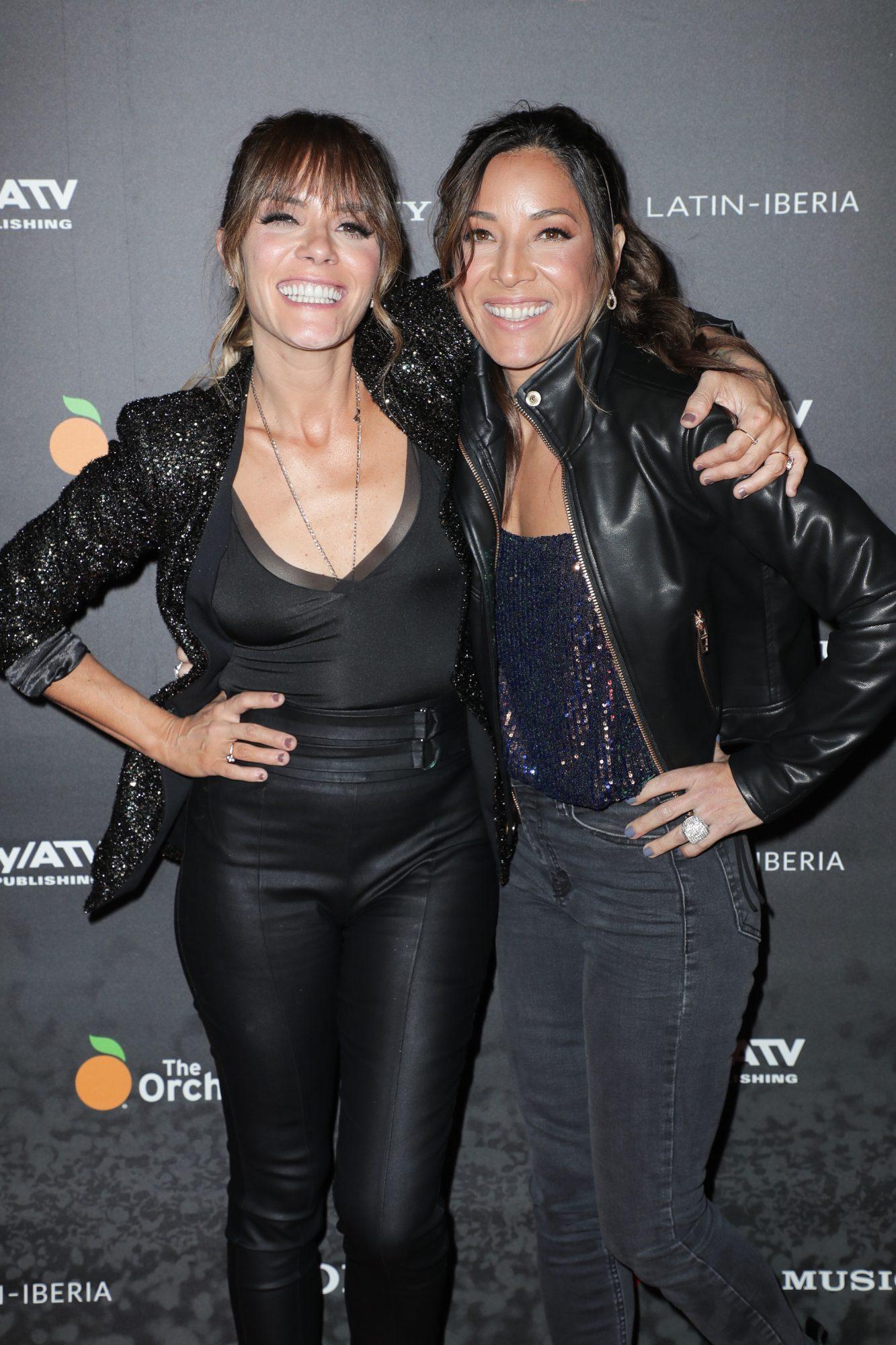 Kany Garcia and Jocelyn Troche