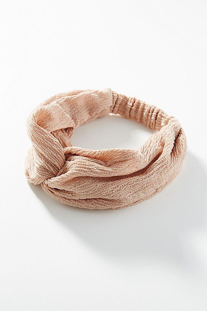 Blush headband