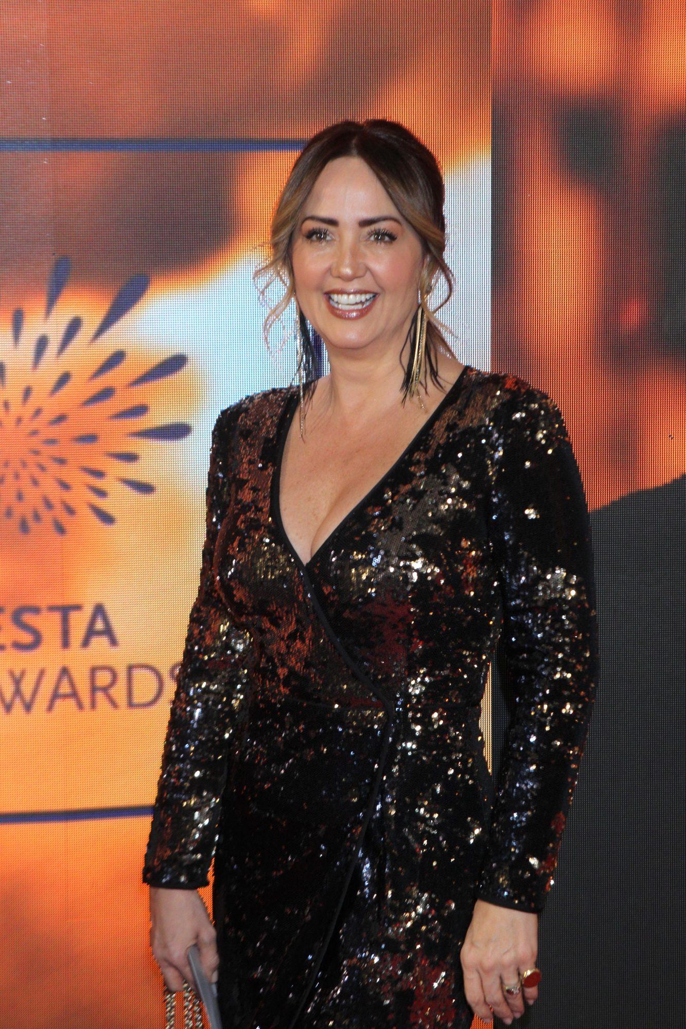 Andrea Legarreta, artista exclusiva de Televisa