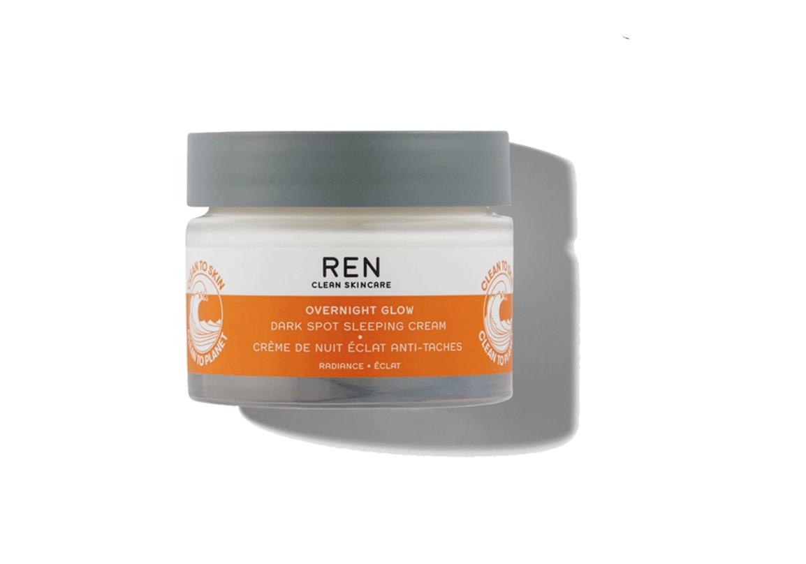 REN sleeping cream