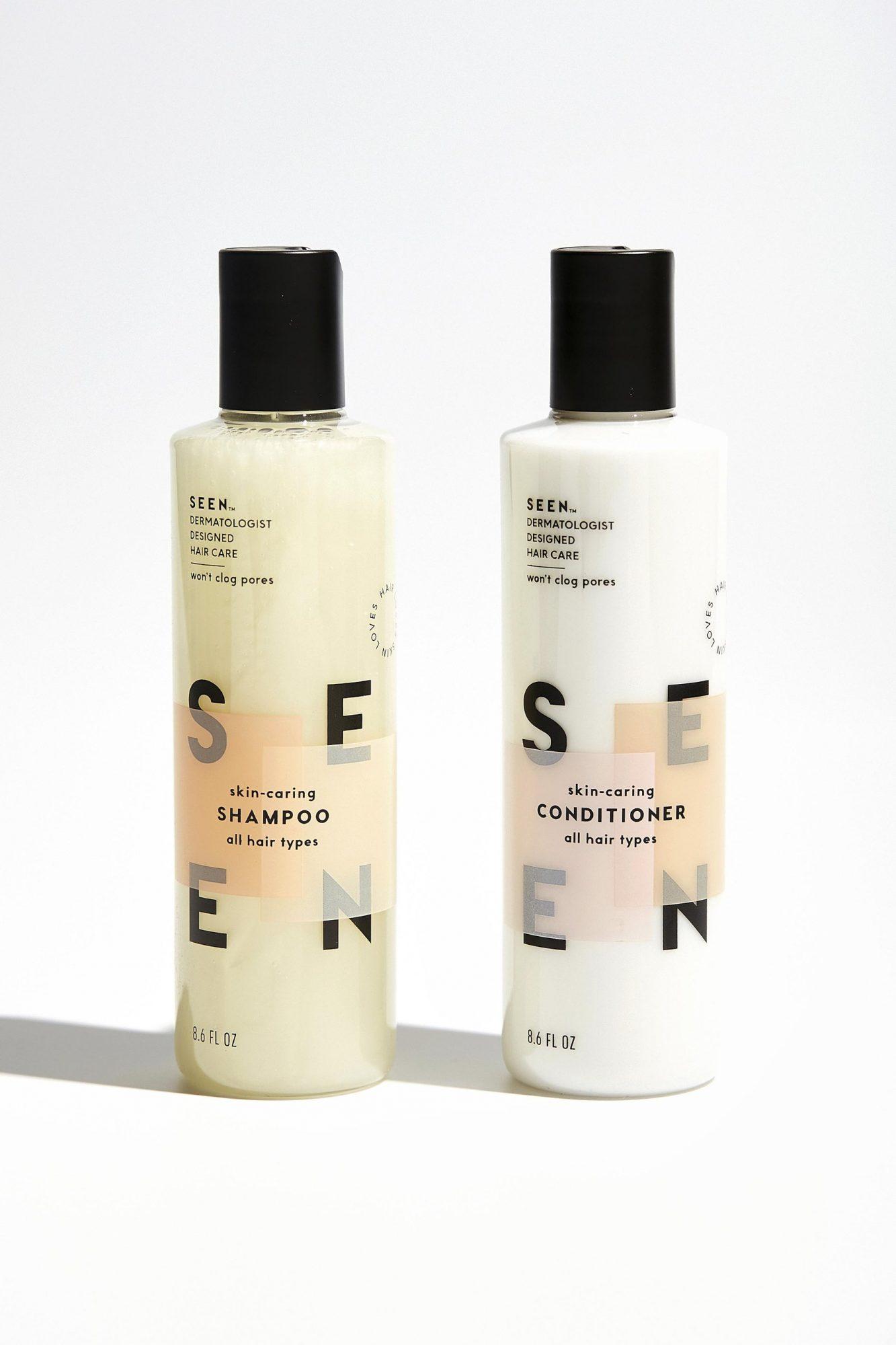 SEEN shampoo & conditioner