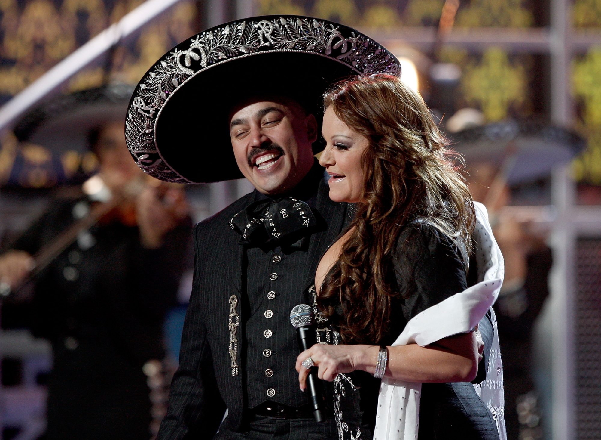 Jenny Rivera y Lupillo Rivera