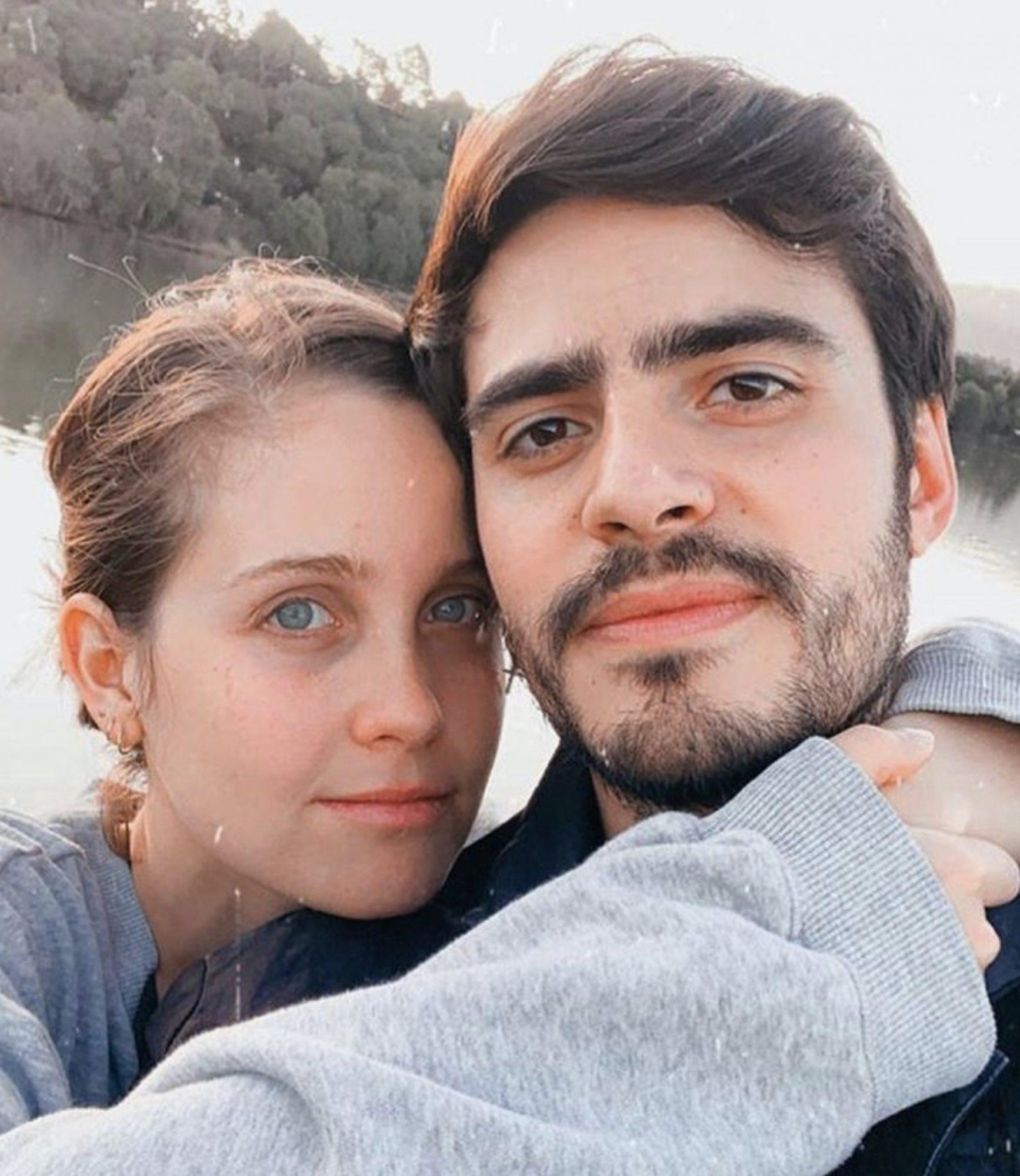 Natasha Dupeyron y Yago Muñoz