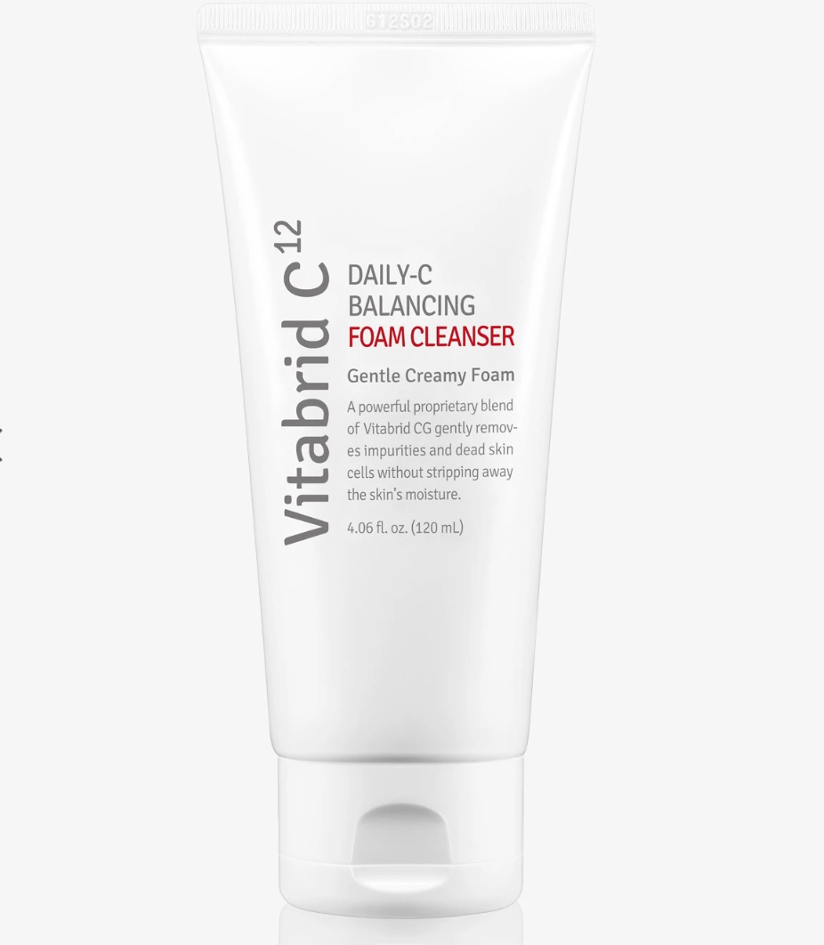 limpiador, maquillaje, vitabrid c12