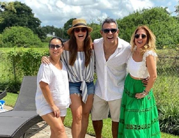 Despedida Héctor Sandarti de Miami