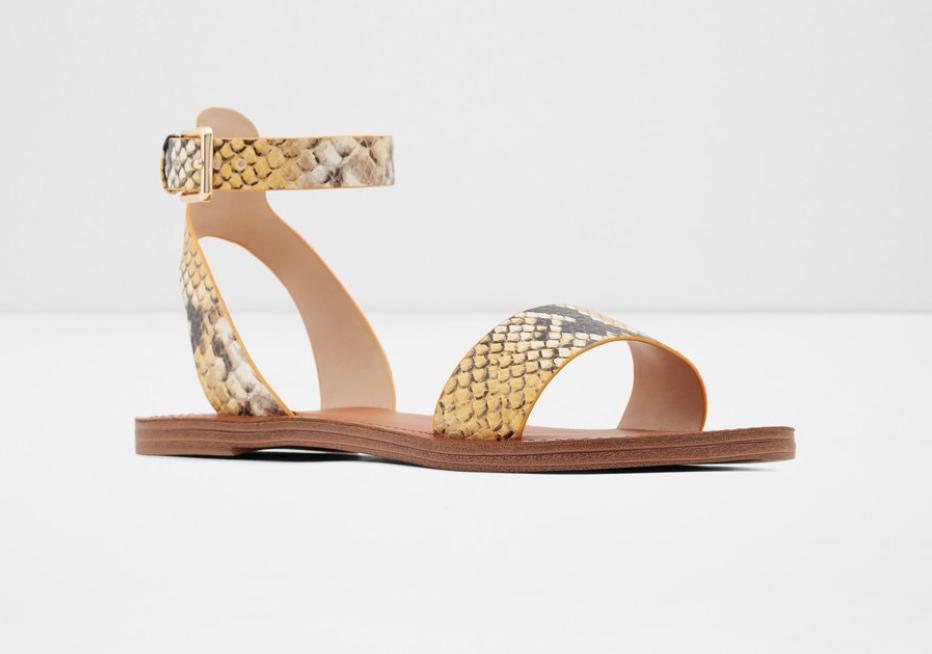 Sandalias, verano, sandalias planas