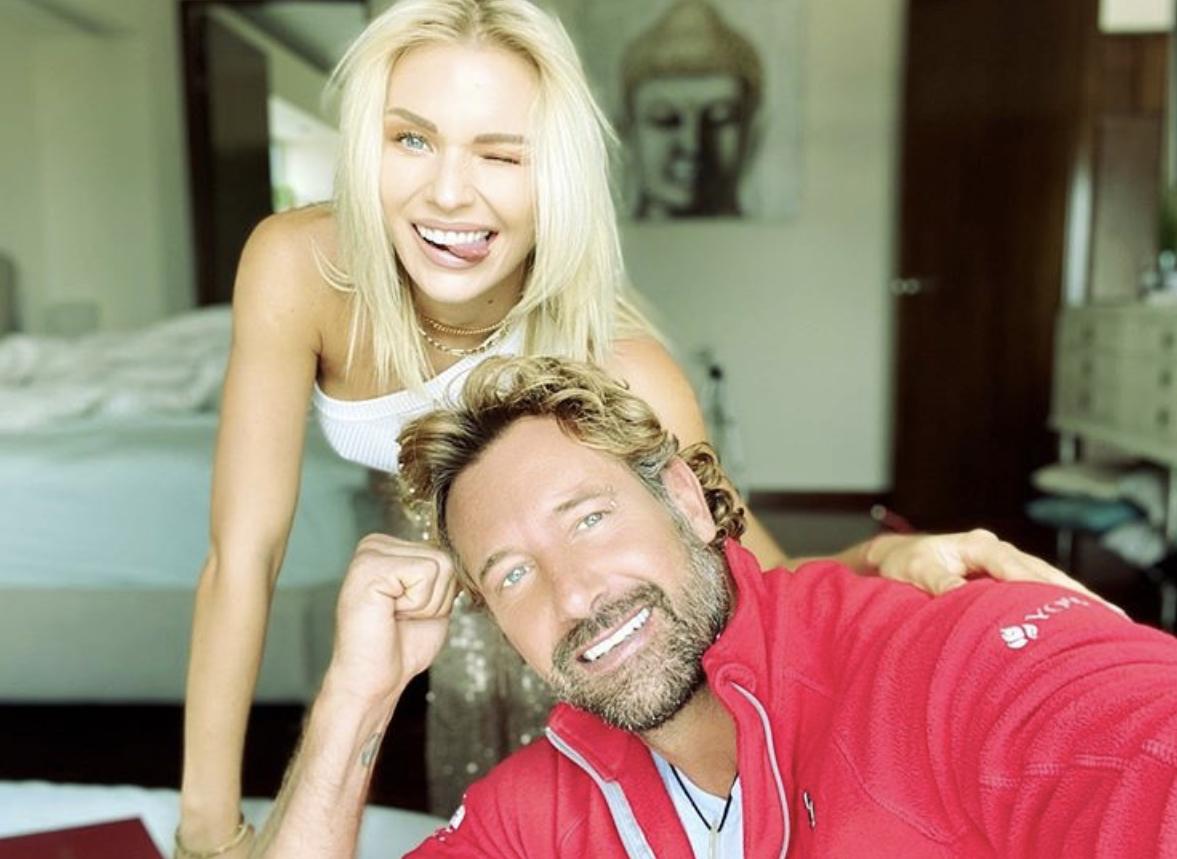 Gabriel e Irina