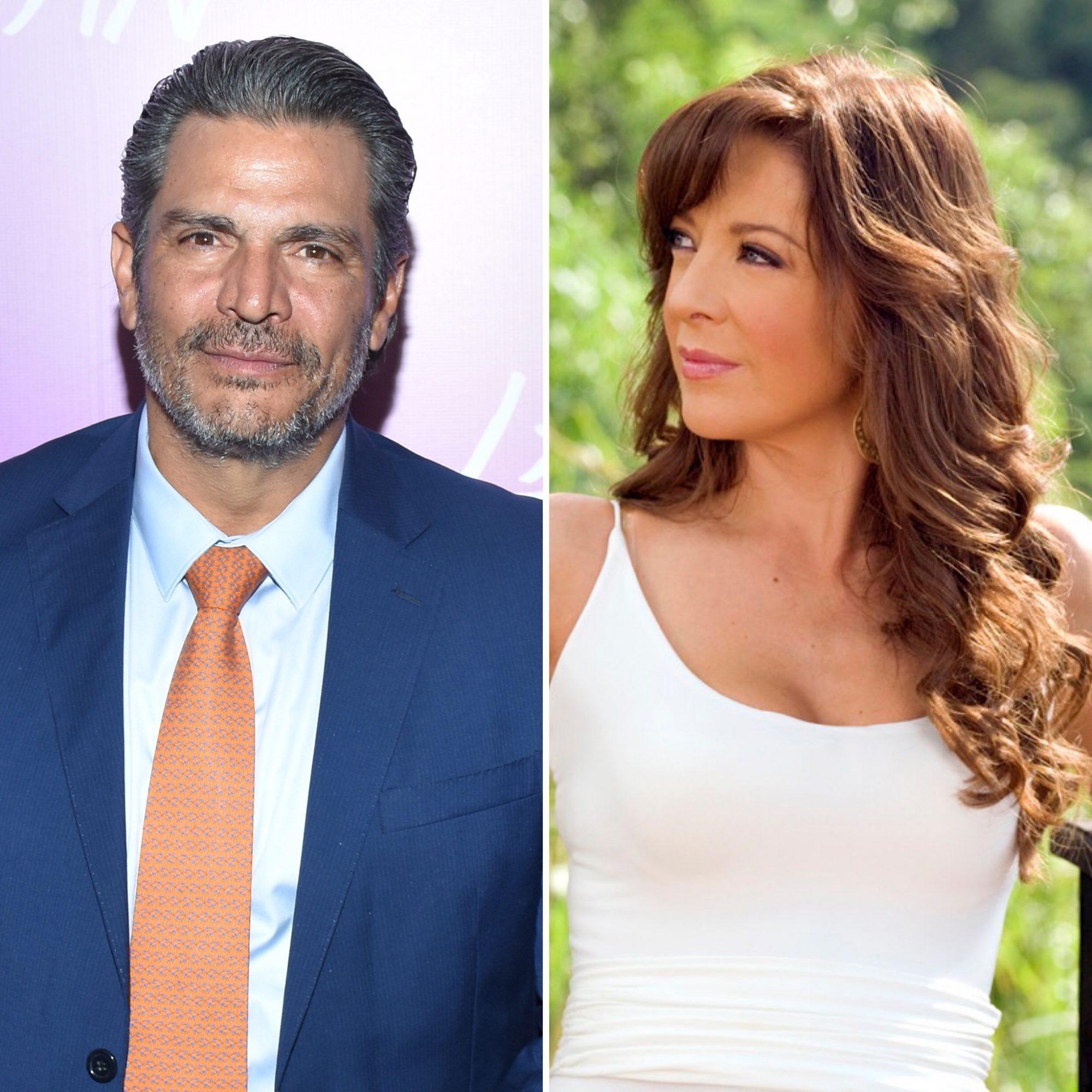 Roberto Mateos y Edith González