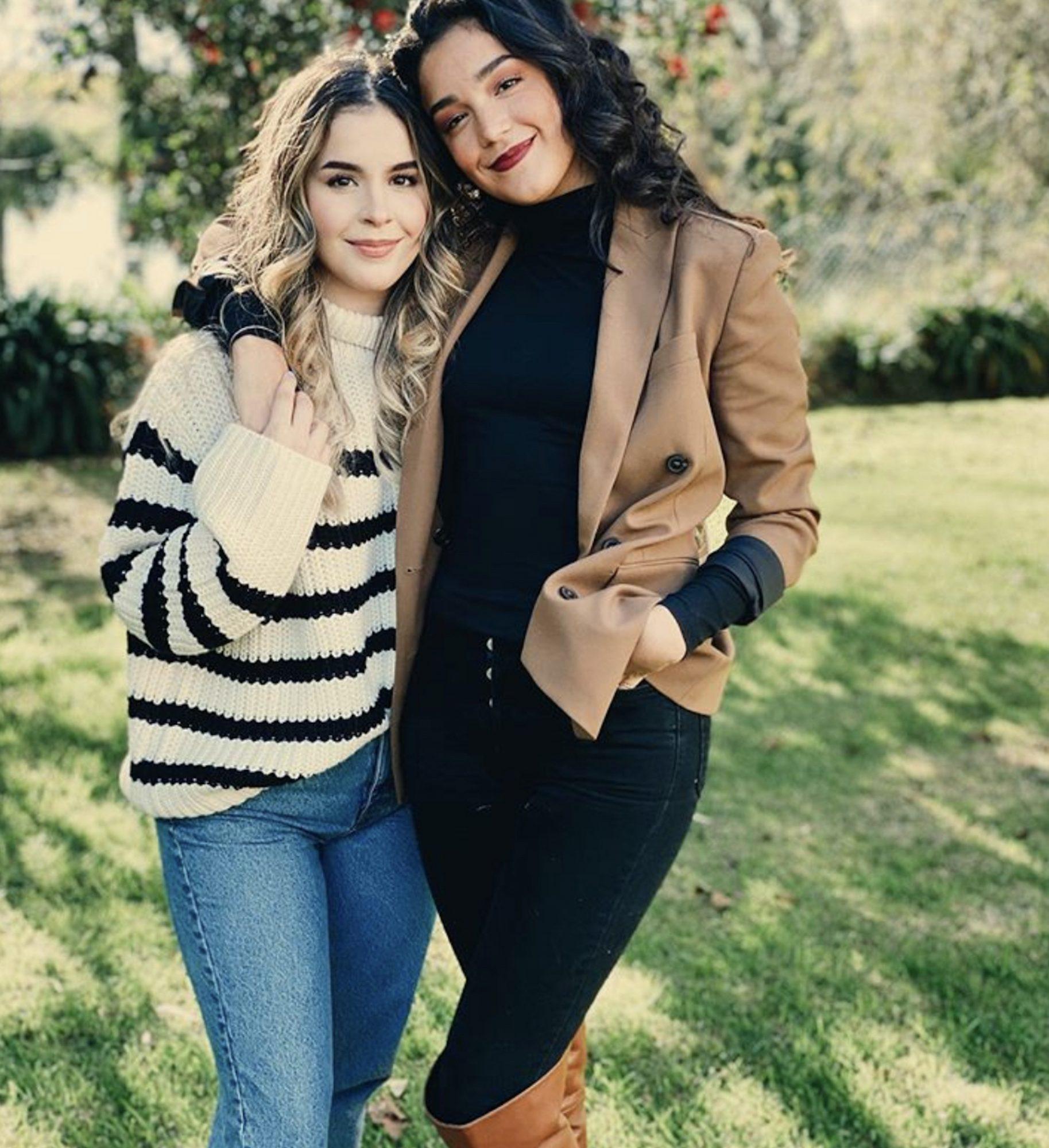 Ana Paula y Alejandra Capetillo