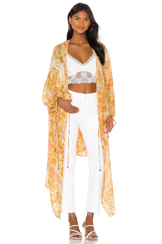 Revolve kimono