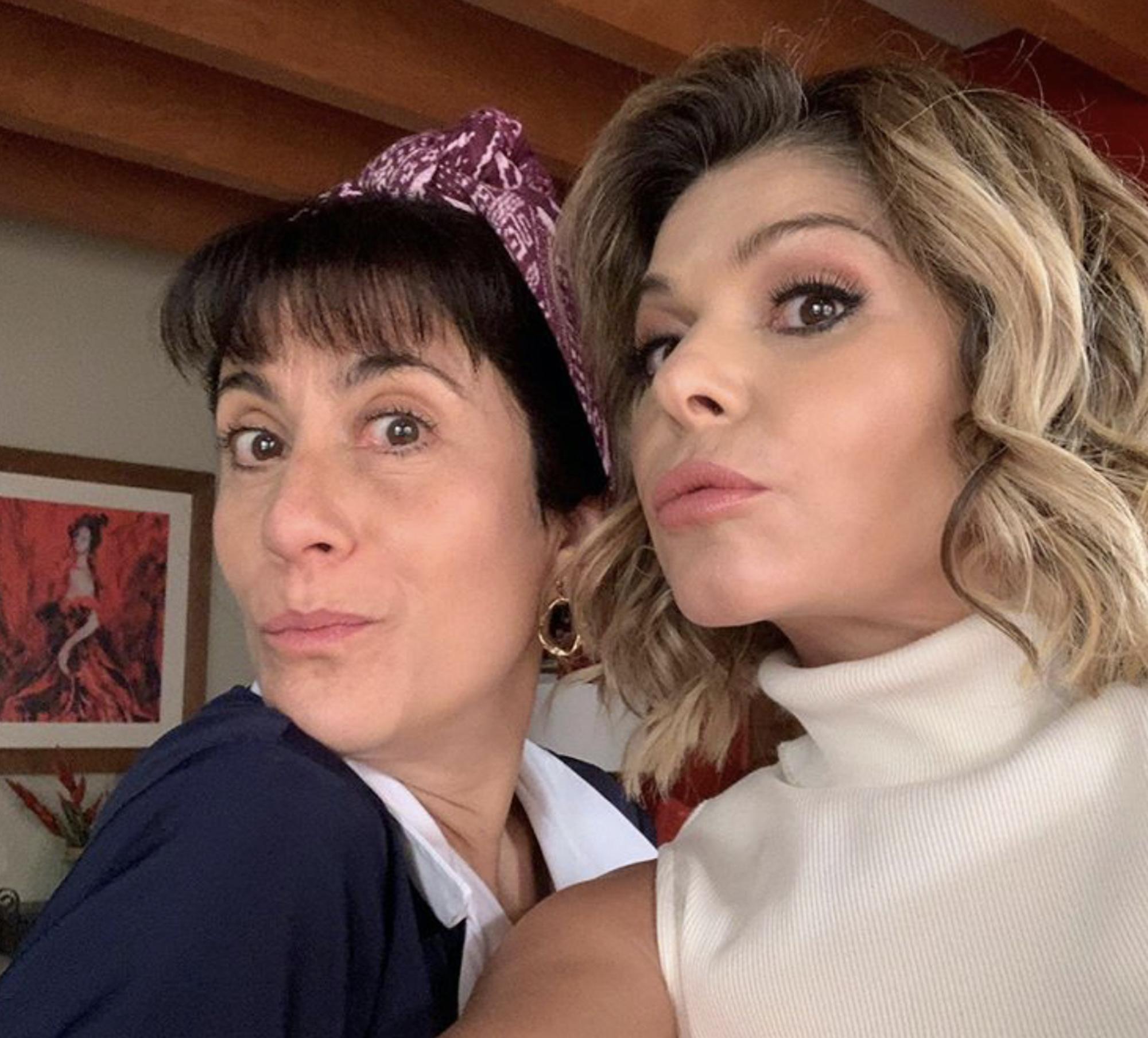 Itatí Cantoral en La mexicana y el guero