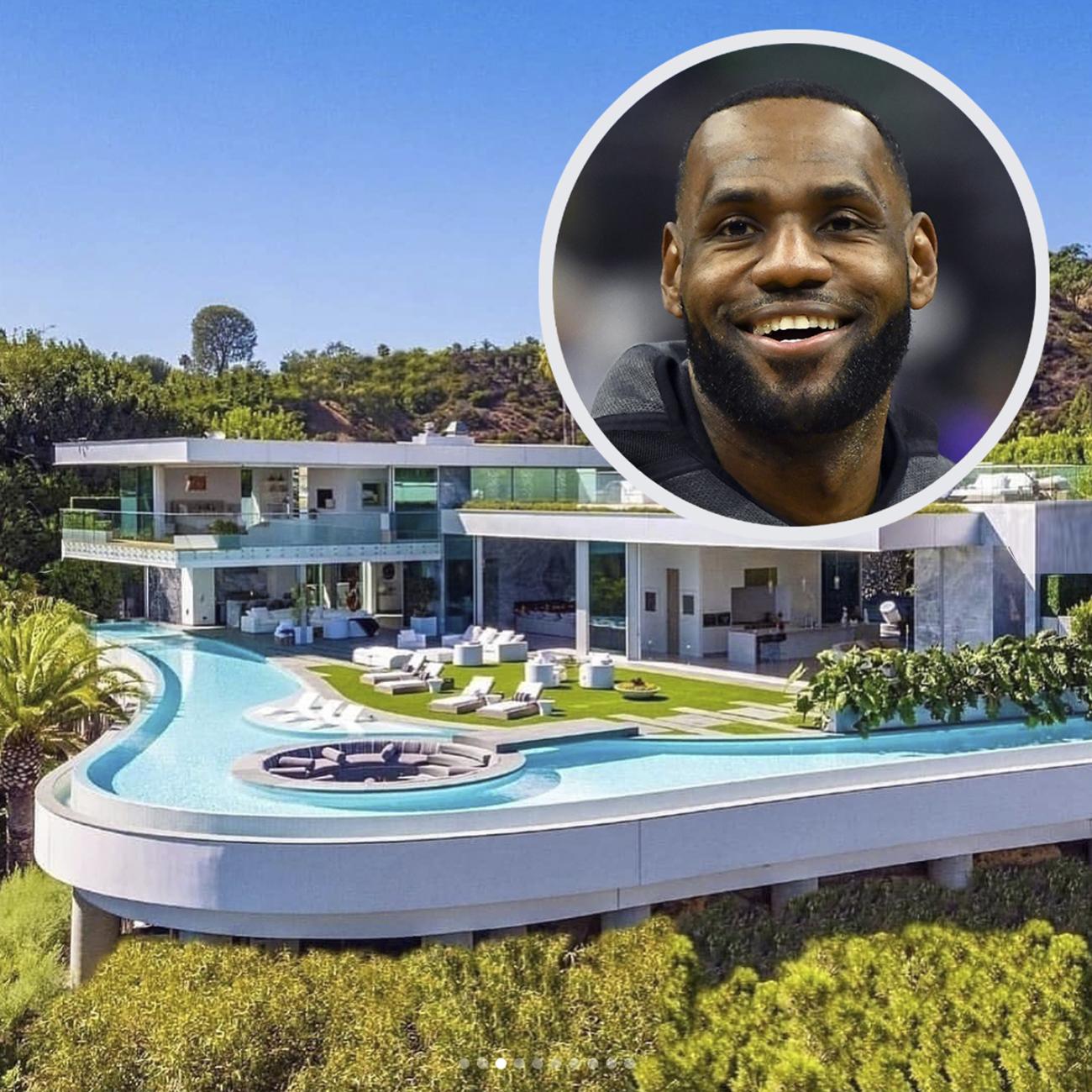 Mansion LeBron James