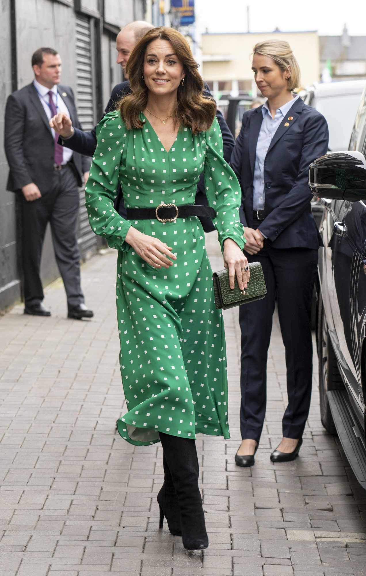 Kate middleton, vestido