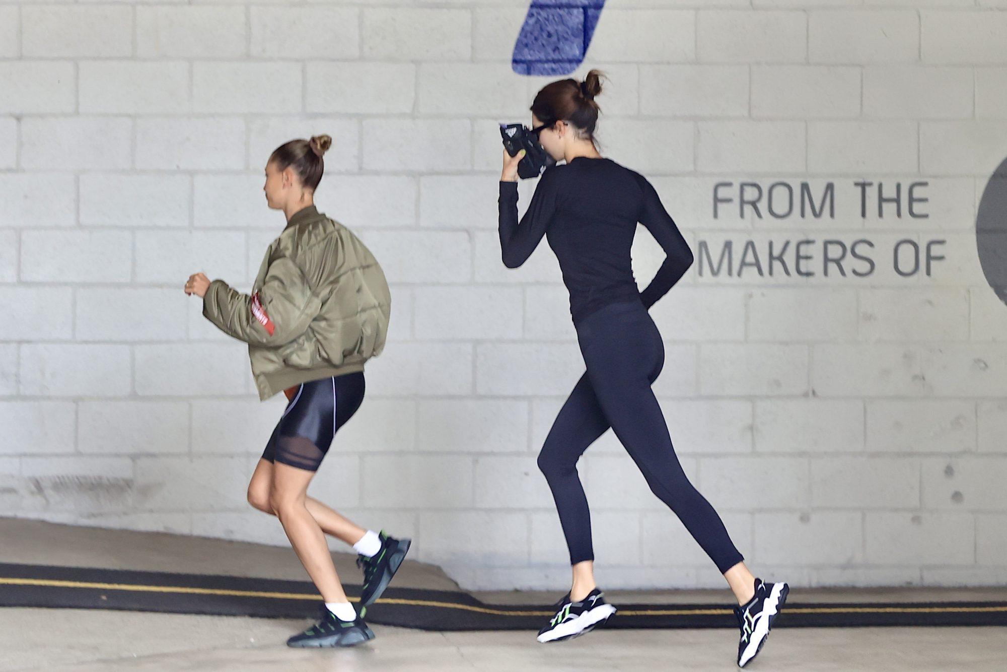 Hailey Bieber, Kendall Jenner