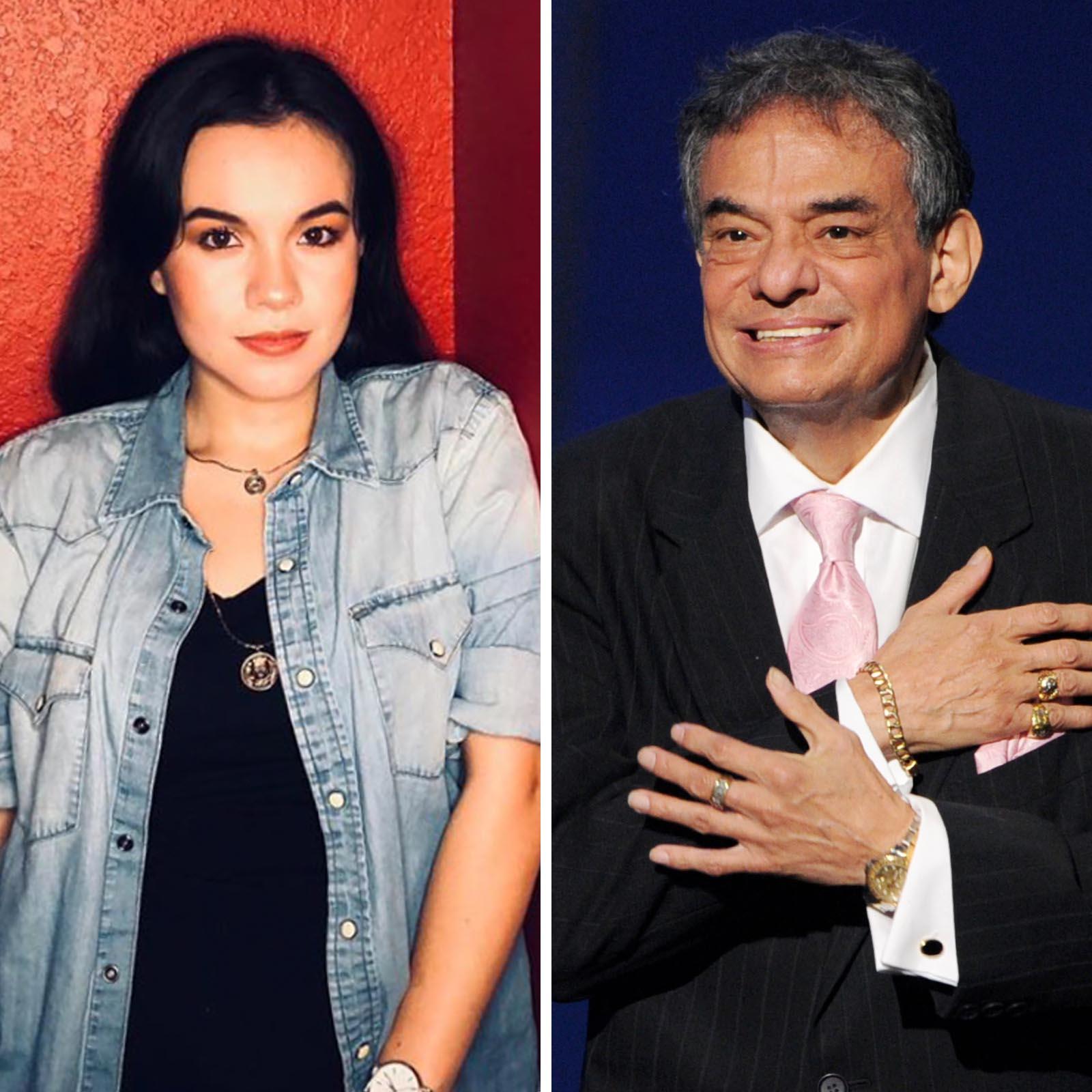 Sara Sosa y Jose Jose