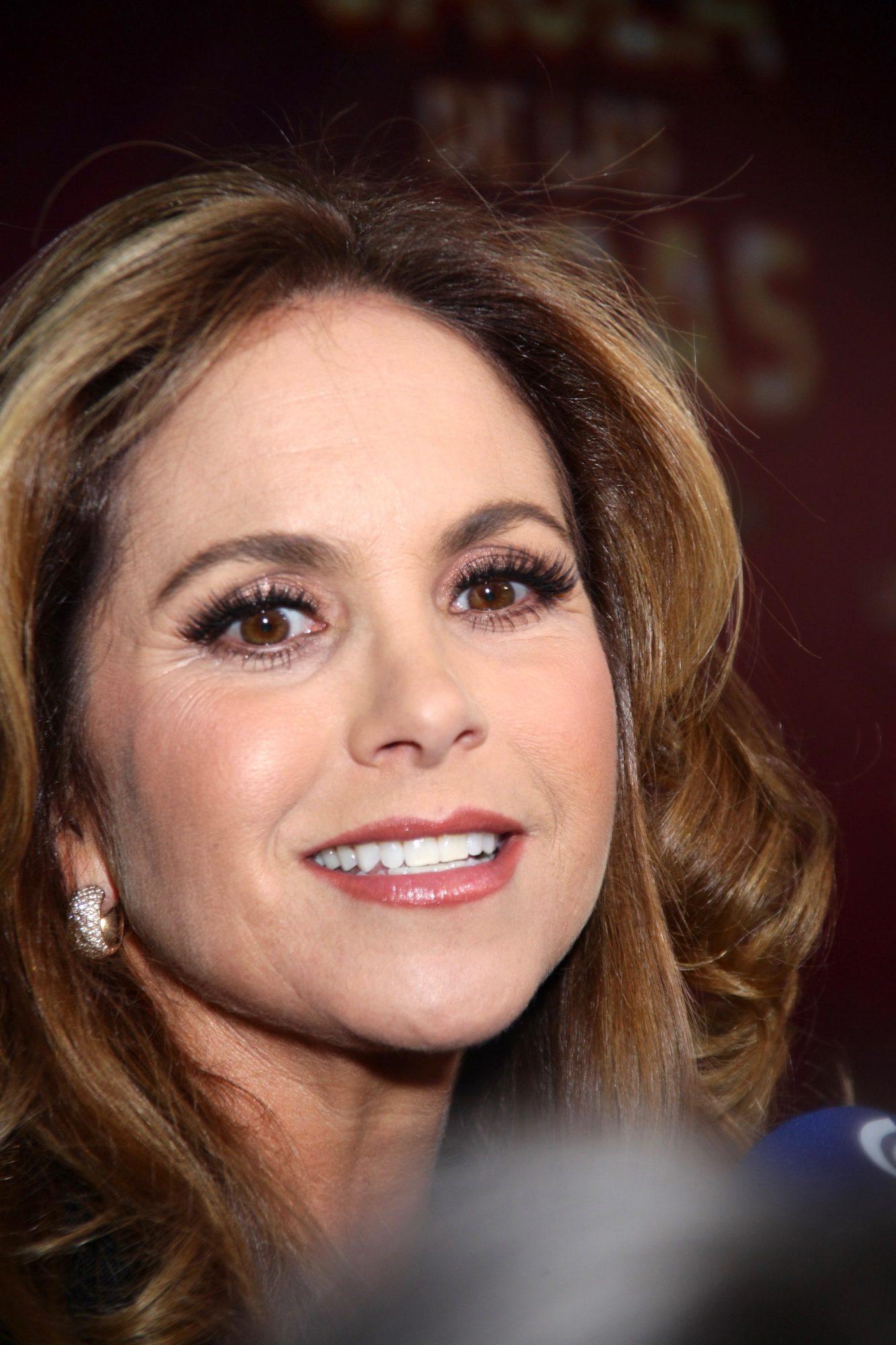 La actriz y cantante mexicana está esperando el personaje indicado para regresar a las telenovelas y este, sin duda, sería una excelente opción para volver a pisar un foro de grabación.