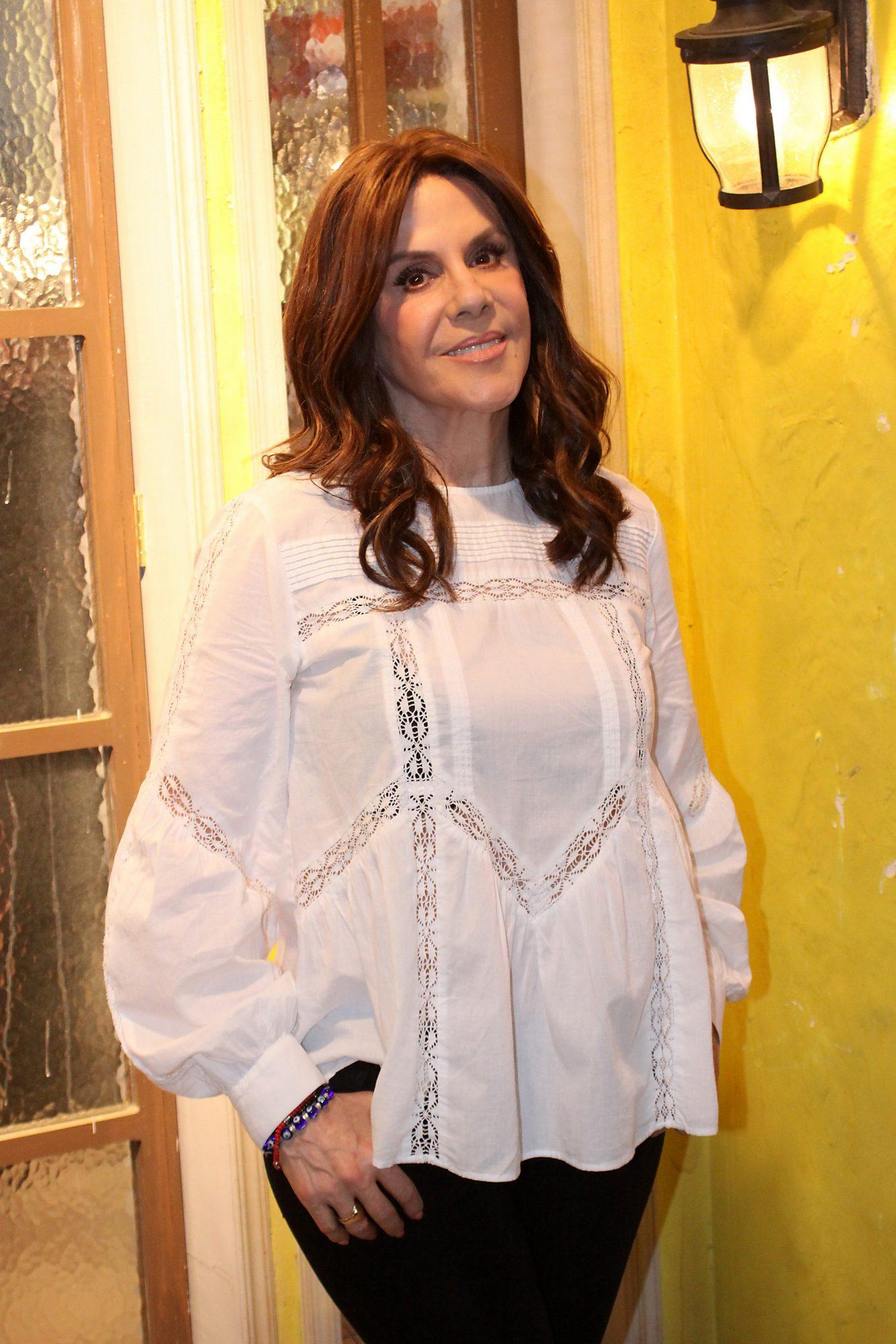 La actriz mexicana reúne la experiencia necesaria para lograr que el público vuelva a enamorarse de esta historia.