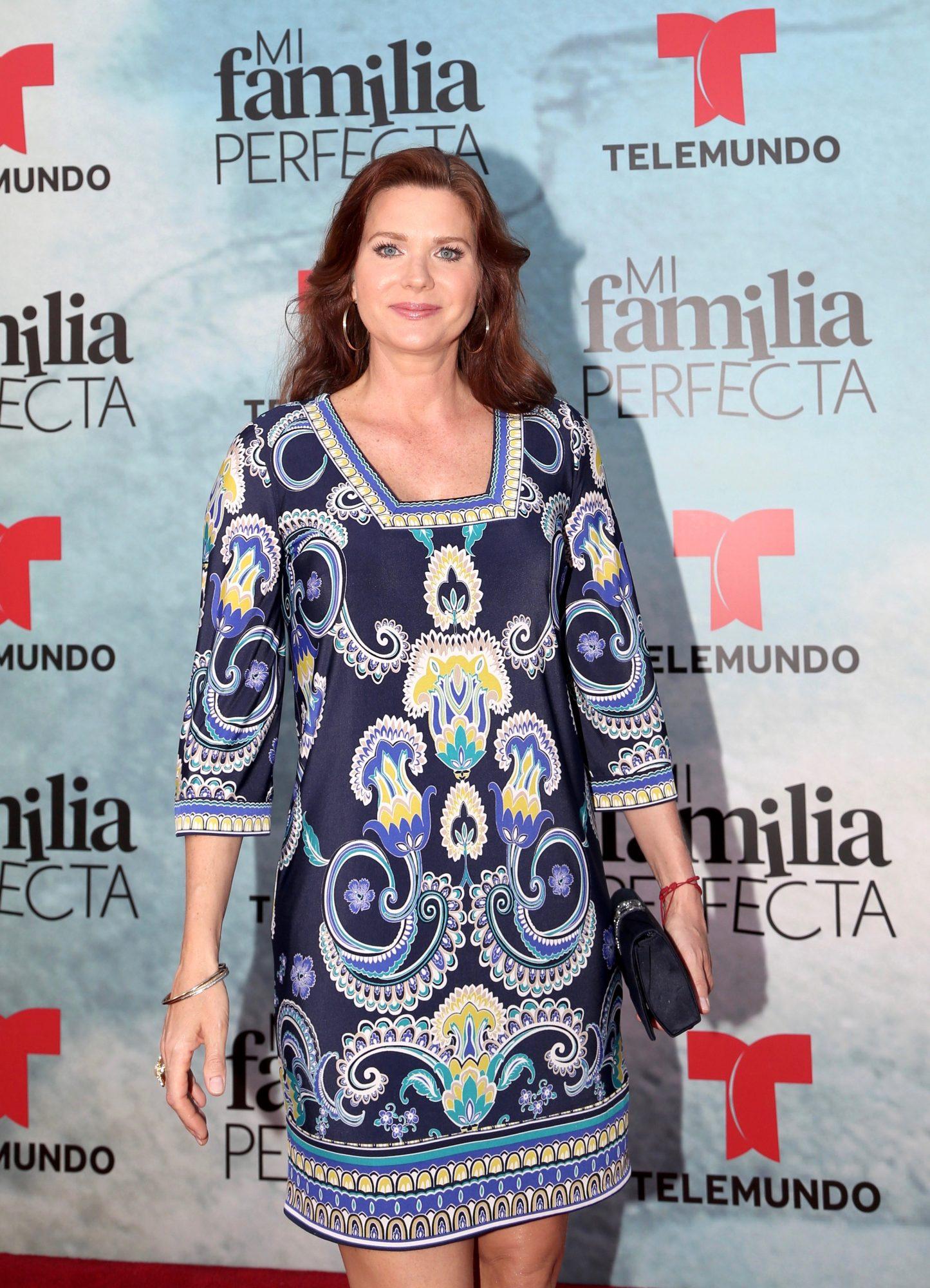 La actriz venezolana tiene más o menos la edad que tenía Victoria Ruffo cuando protagonizó la exitosa telenovela de Telemundo.