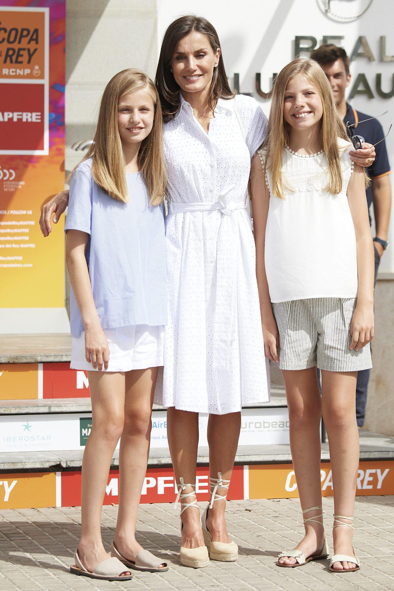 los zapatos de la reina Letizia