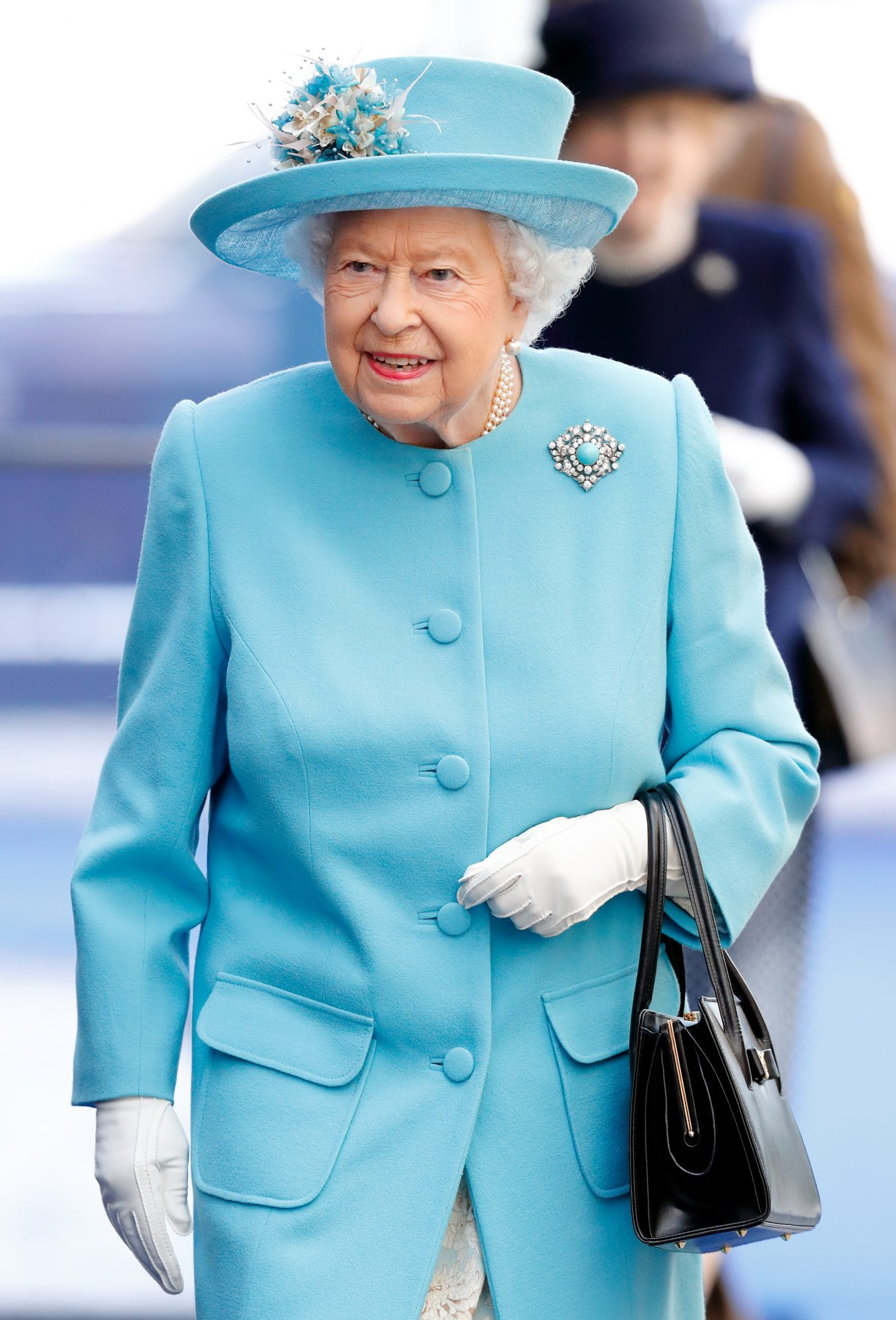 Reina Isabel, carteras, bolsos
