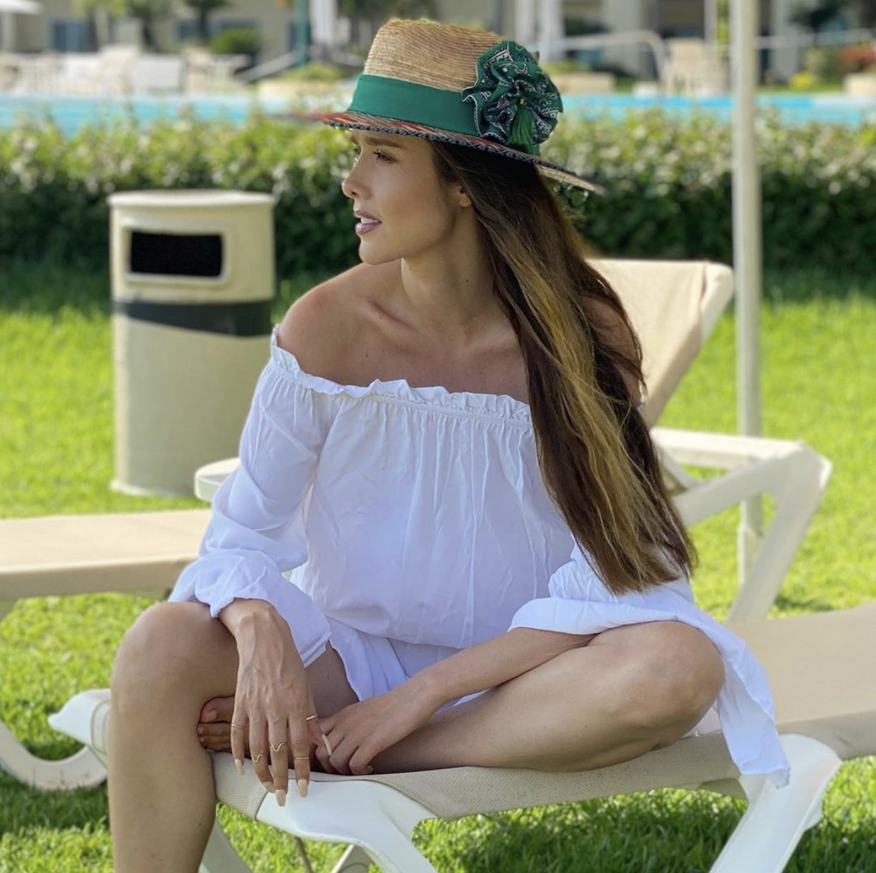 Marlene Favela looks, verano