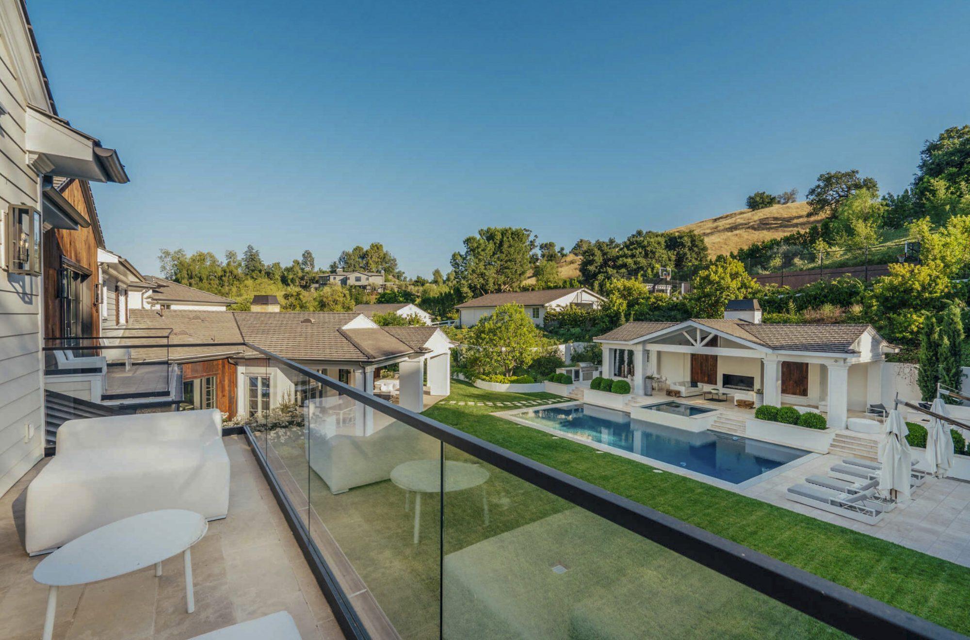 La casa de The Weeknd