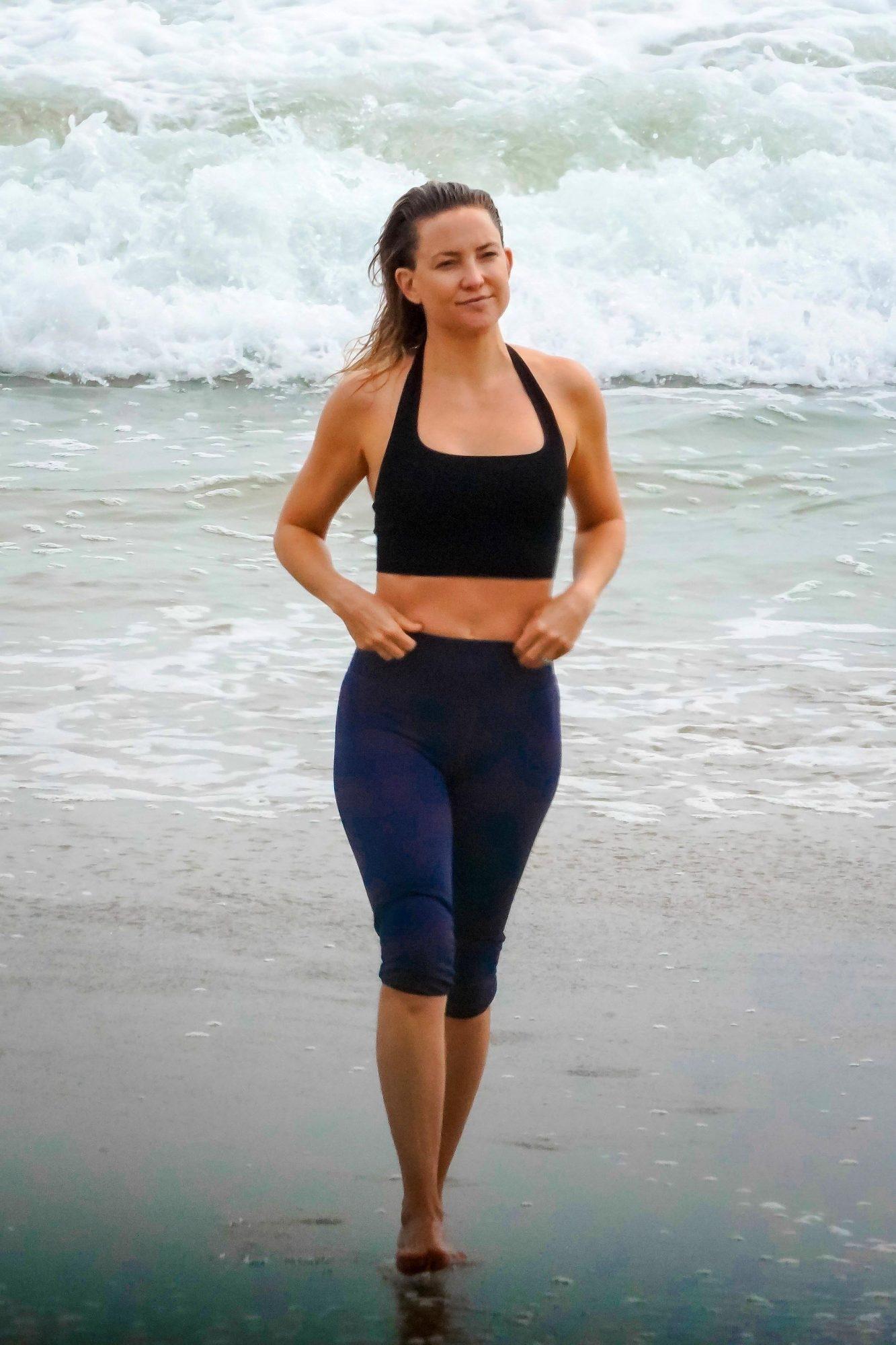 Kate Hudson, look, Malibu