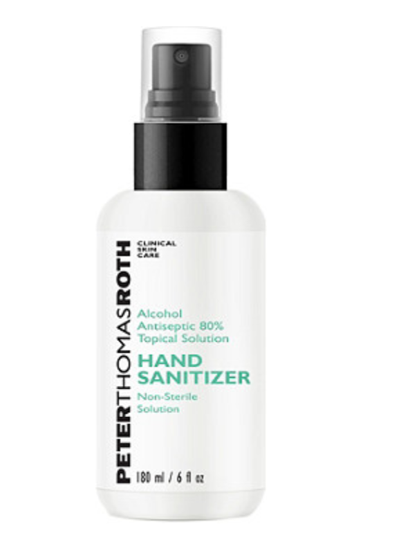Peter Thomas Roth hand sanitizer