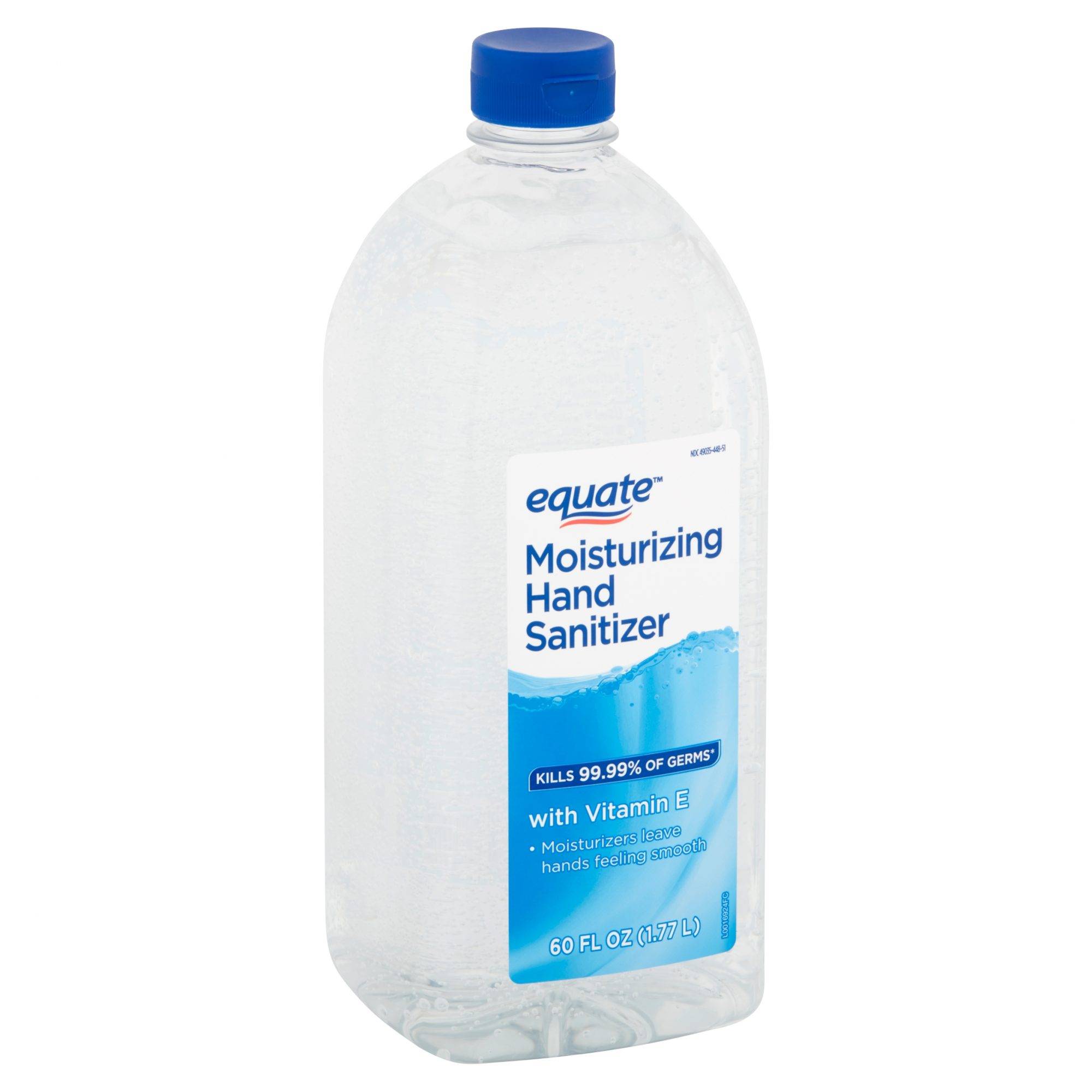 Equate hand sanitizer