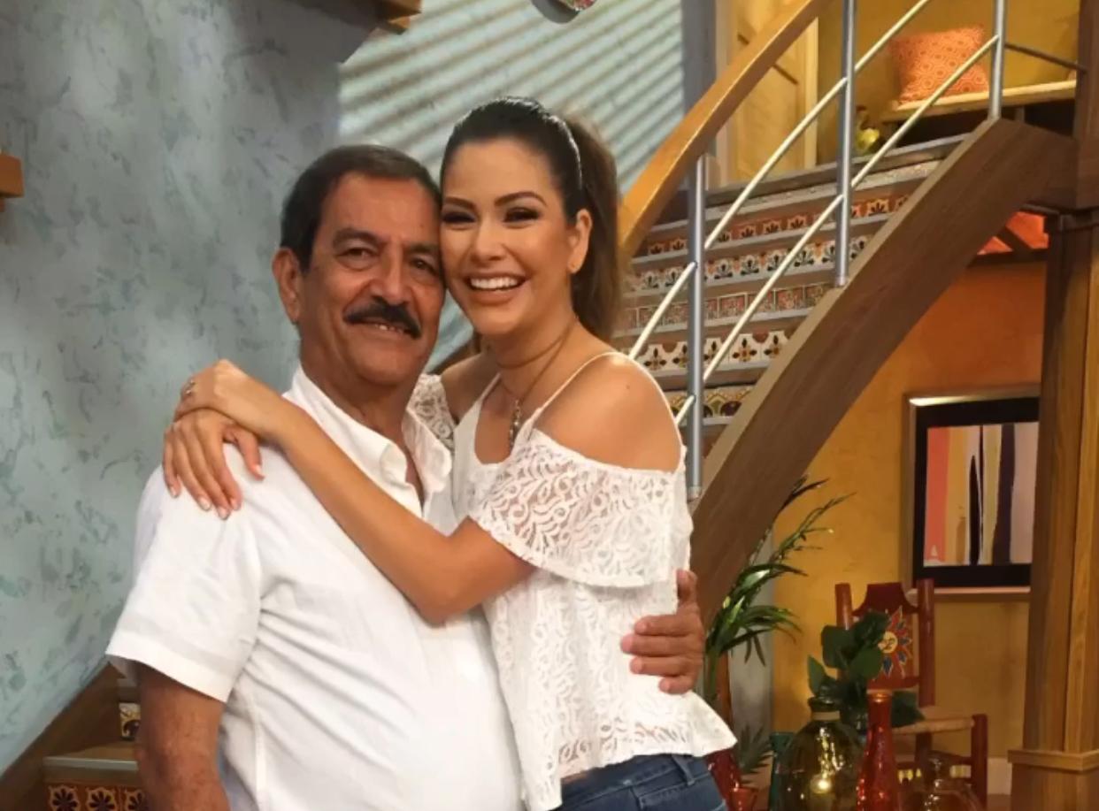 Ana Patricia Gamez papa