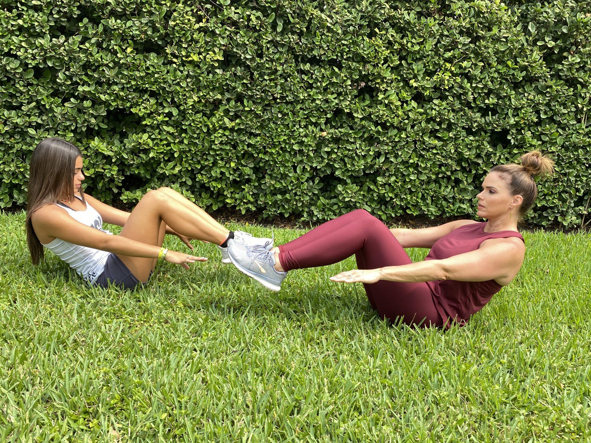 Rashel Diaz y Daniela