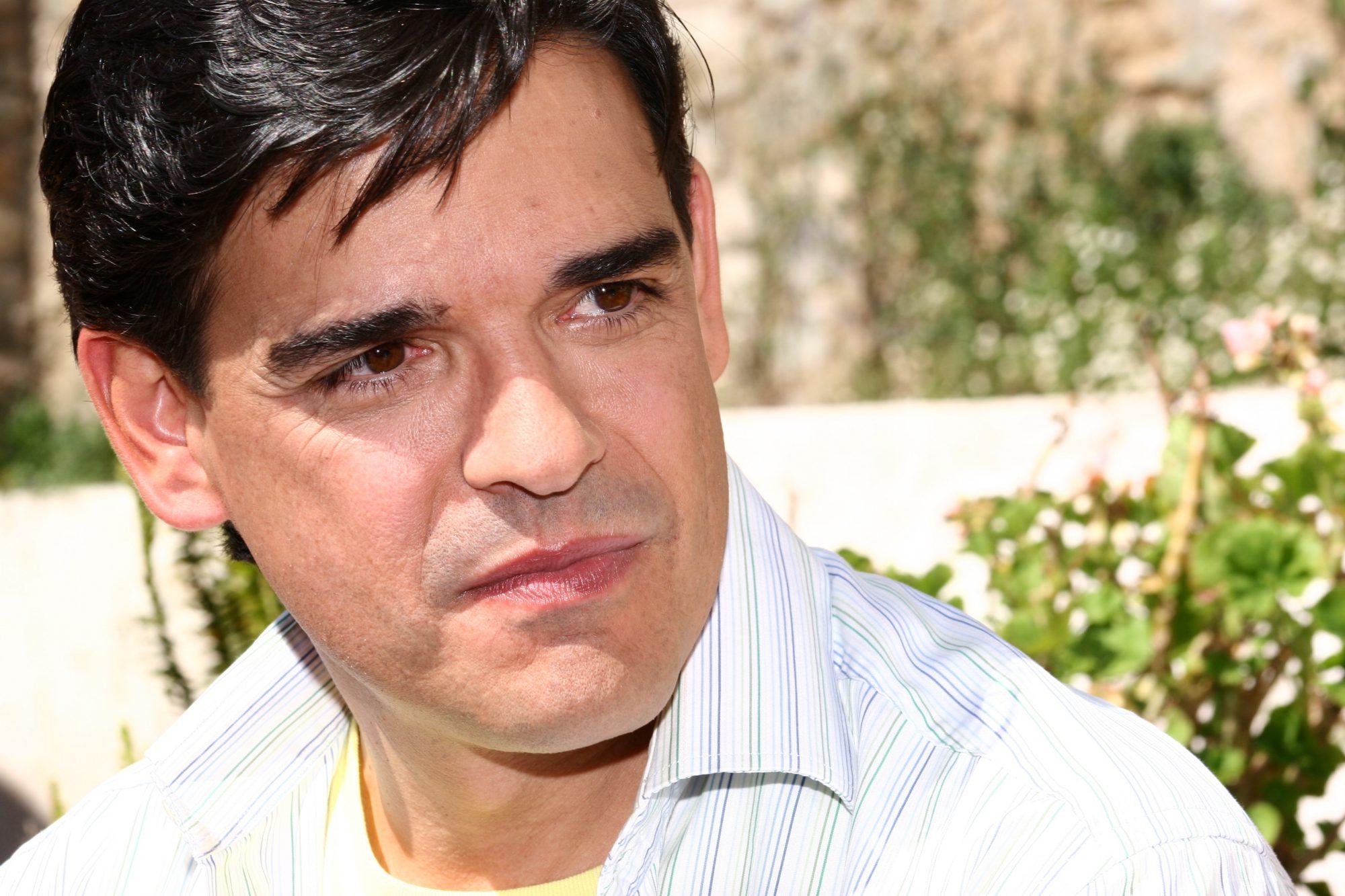 José Ángel Llamas