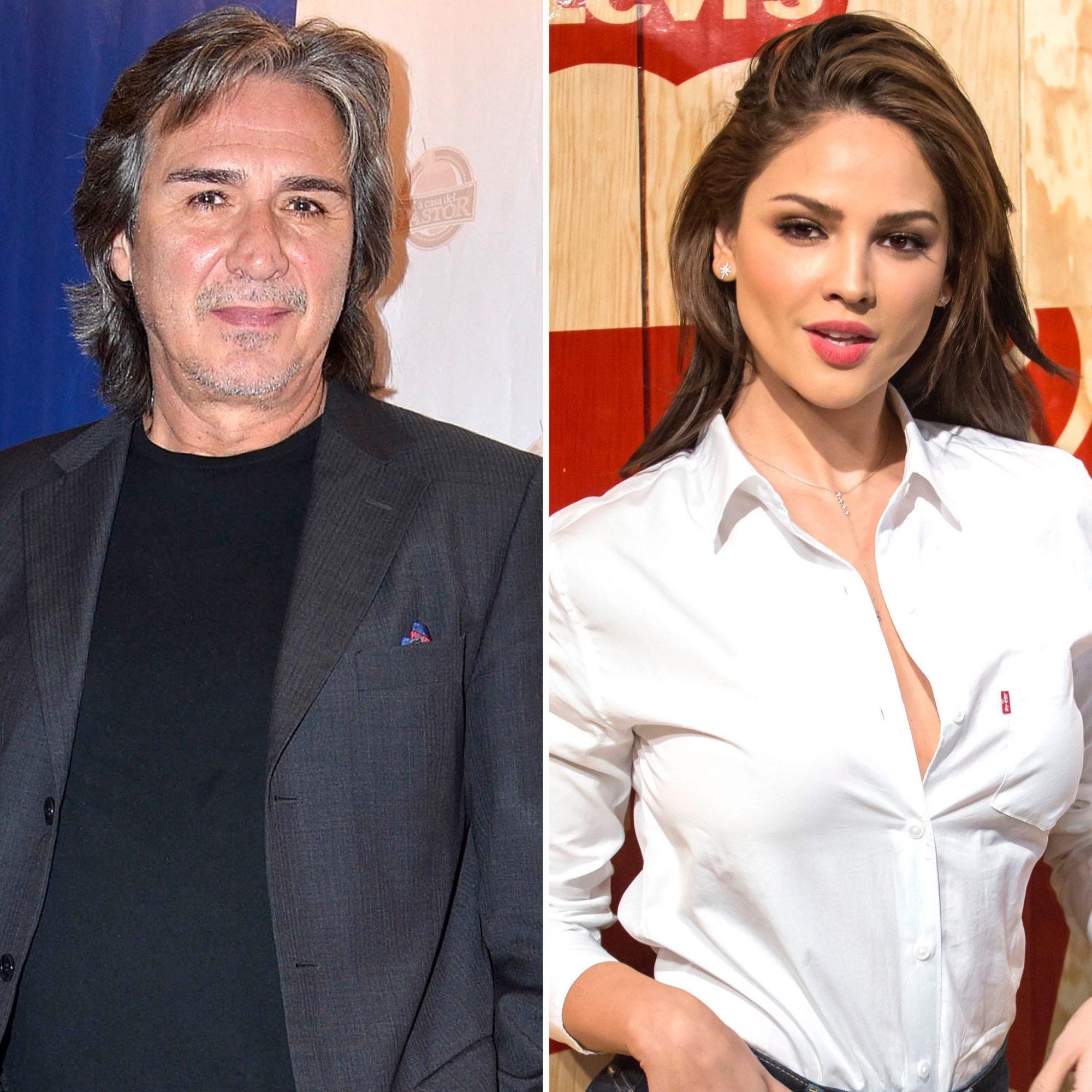 Pedro Damián y Eiza González