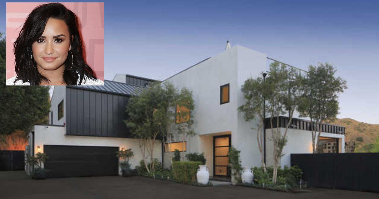 La casa de Demi