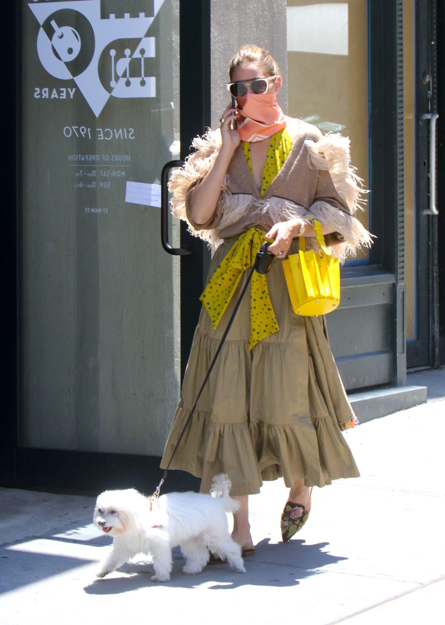Olivia Palermo, look, estilo, new york, verano