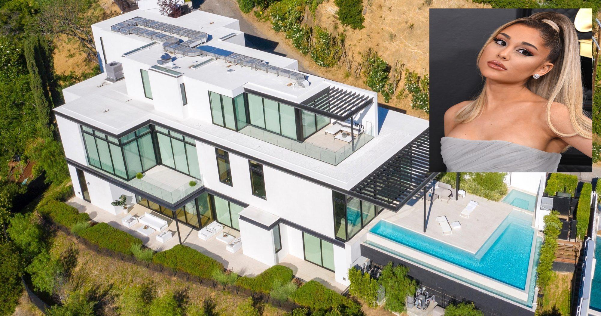 La casa de Ariana Grande