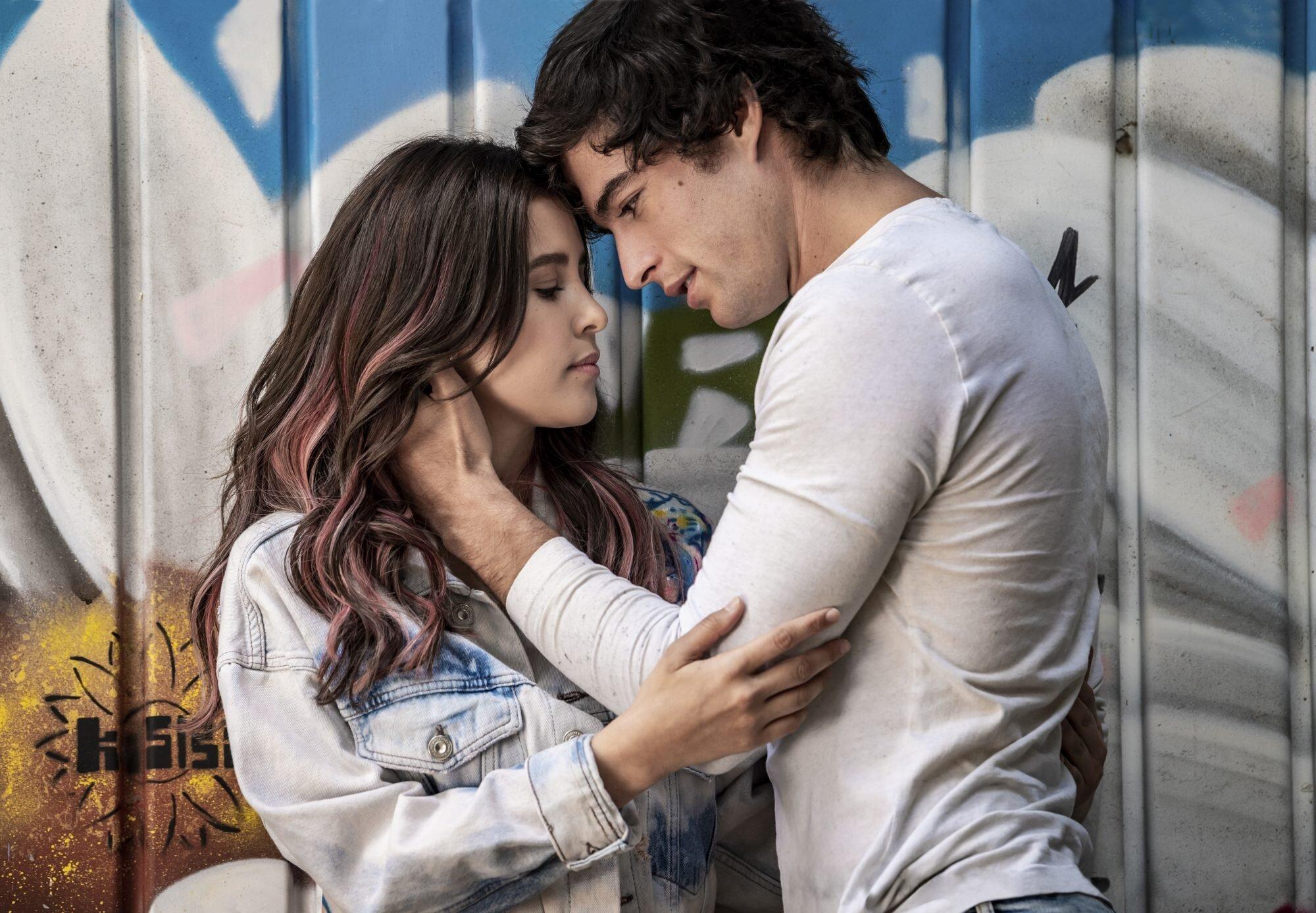 Pokonaj strach Paulina Cotto i Danilo Carrera - Hot List - sierpień 2020