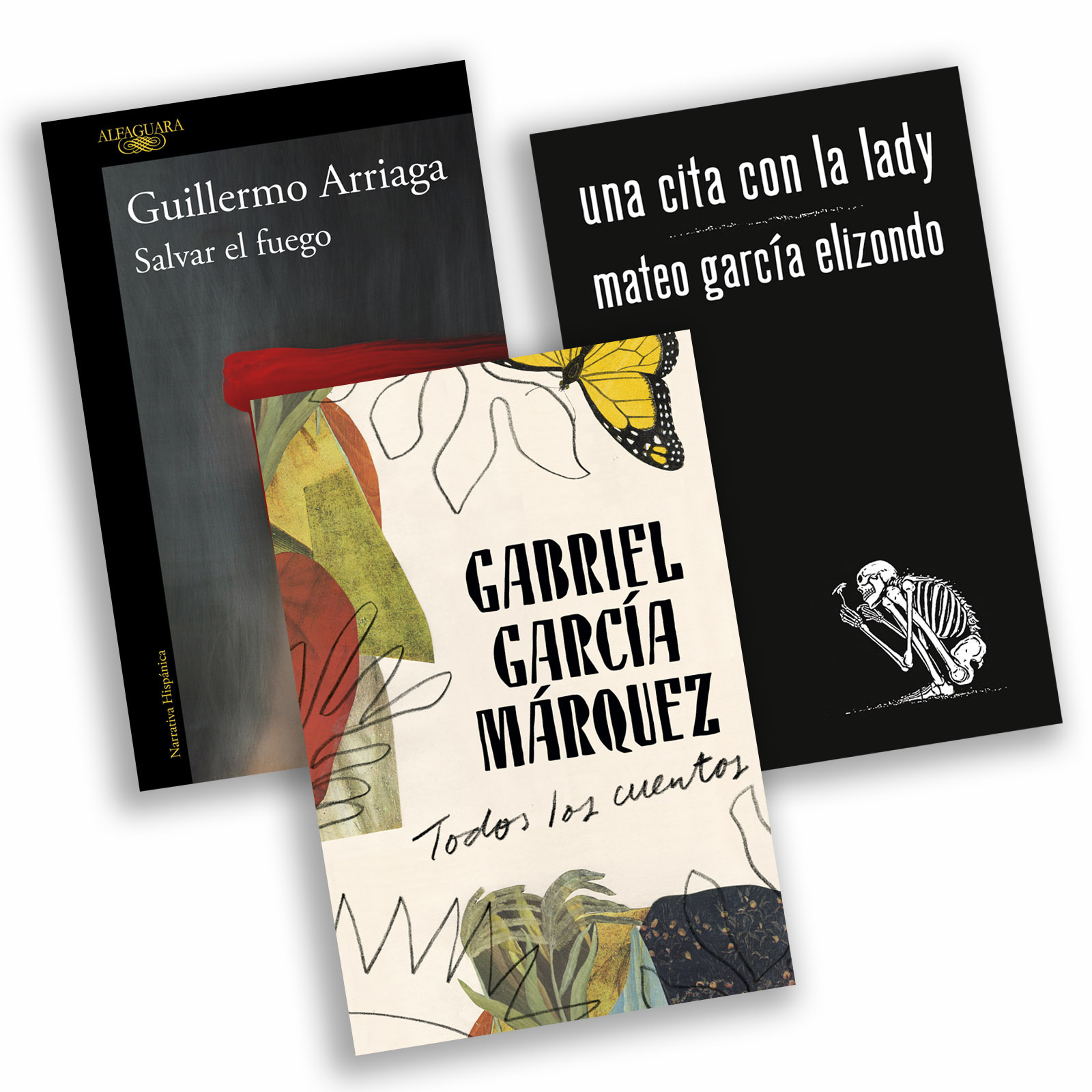 Hot List - libros - books - August 2020 TODOS LOS CUENTOS y UNA CITA CON LA LADY y SALVAR EL FUEGO