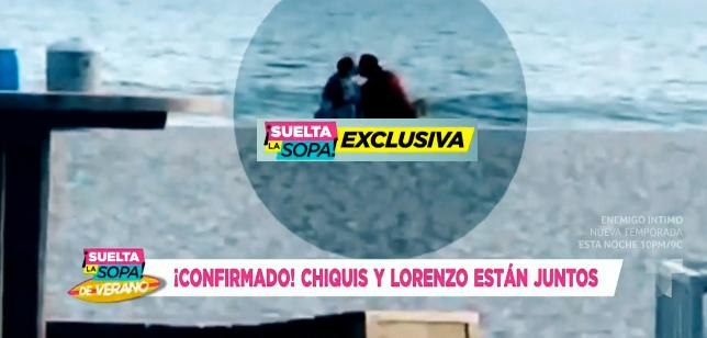 Chiquis Rivera y Lorenzo Mendez Reconciliación