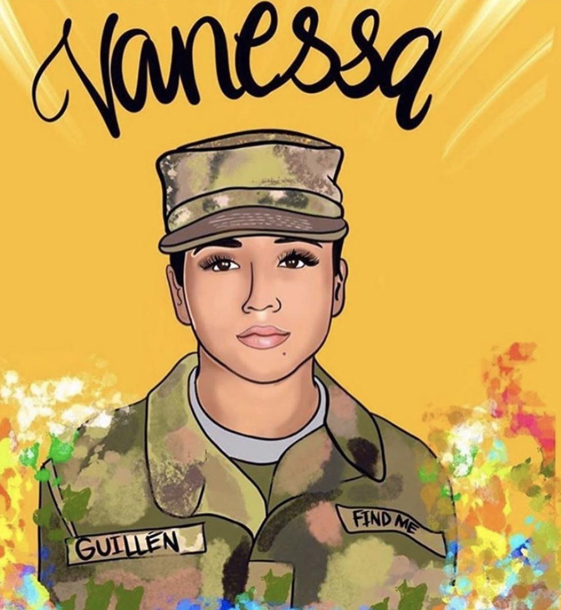"""Longoria compartió la entrada de la actriz Anjelah Johnson, quien escribió sobre Guillén: """"Ella se enlistó [en el ejército] para pelear por la libertad y para protegernos, pero ella no fue protegida. Desapareció sin que el Ejército realizara una investigación real… Vanessa merecía algo mejor""""."""