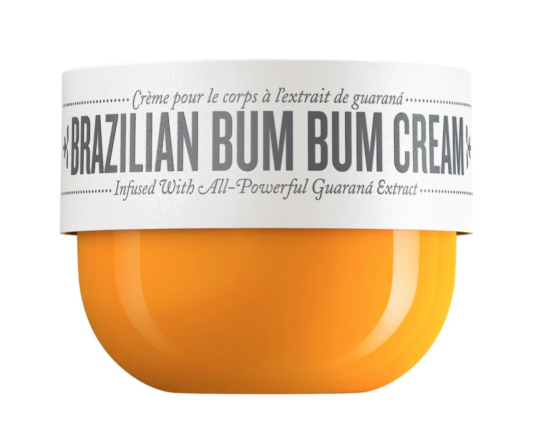 brazilian bum bum, crema, cuerpo, sol de janeiro