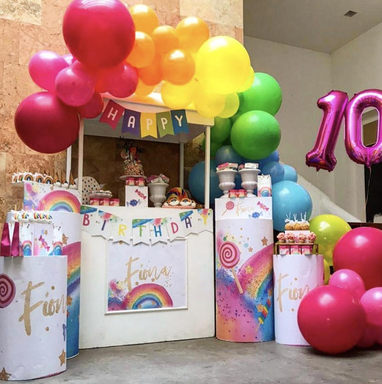 Fiesta de la hija de Camila Sodi