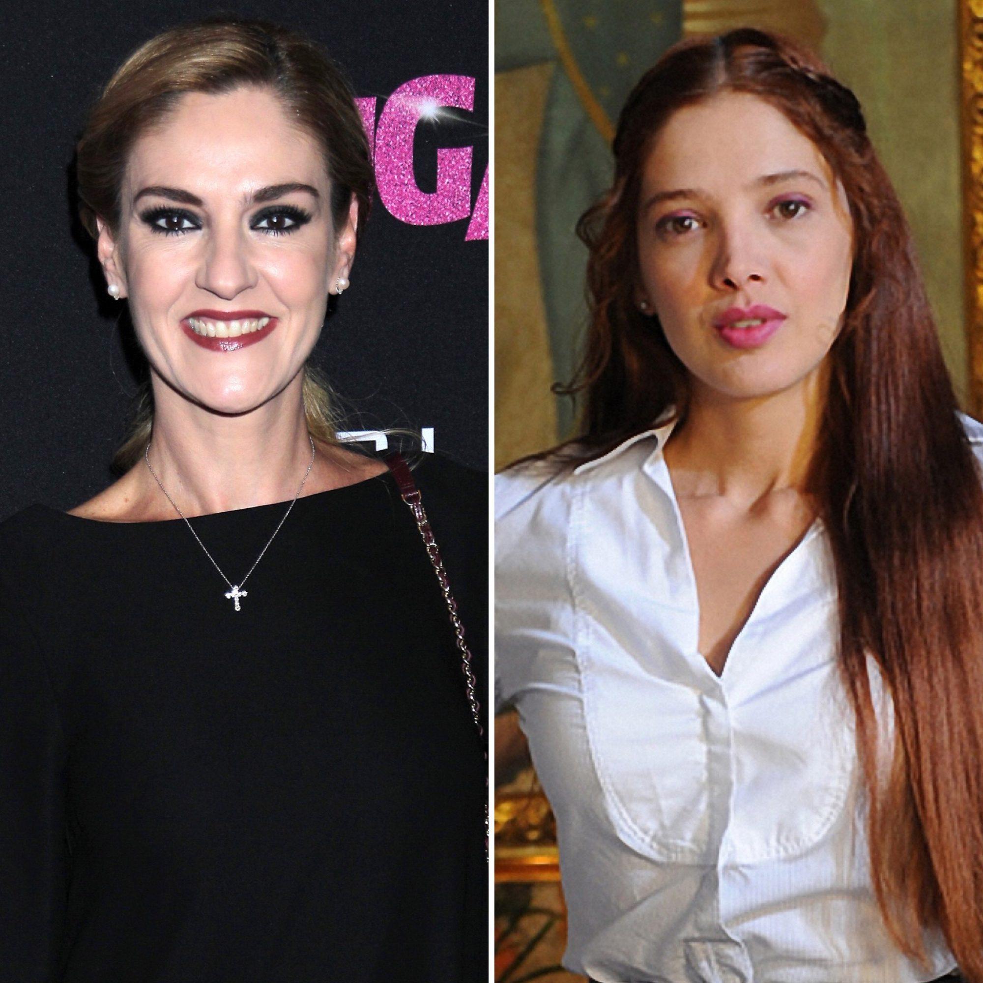 Chantal Andere y Adela Noriega