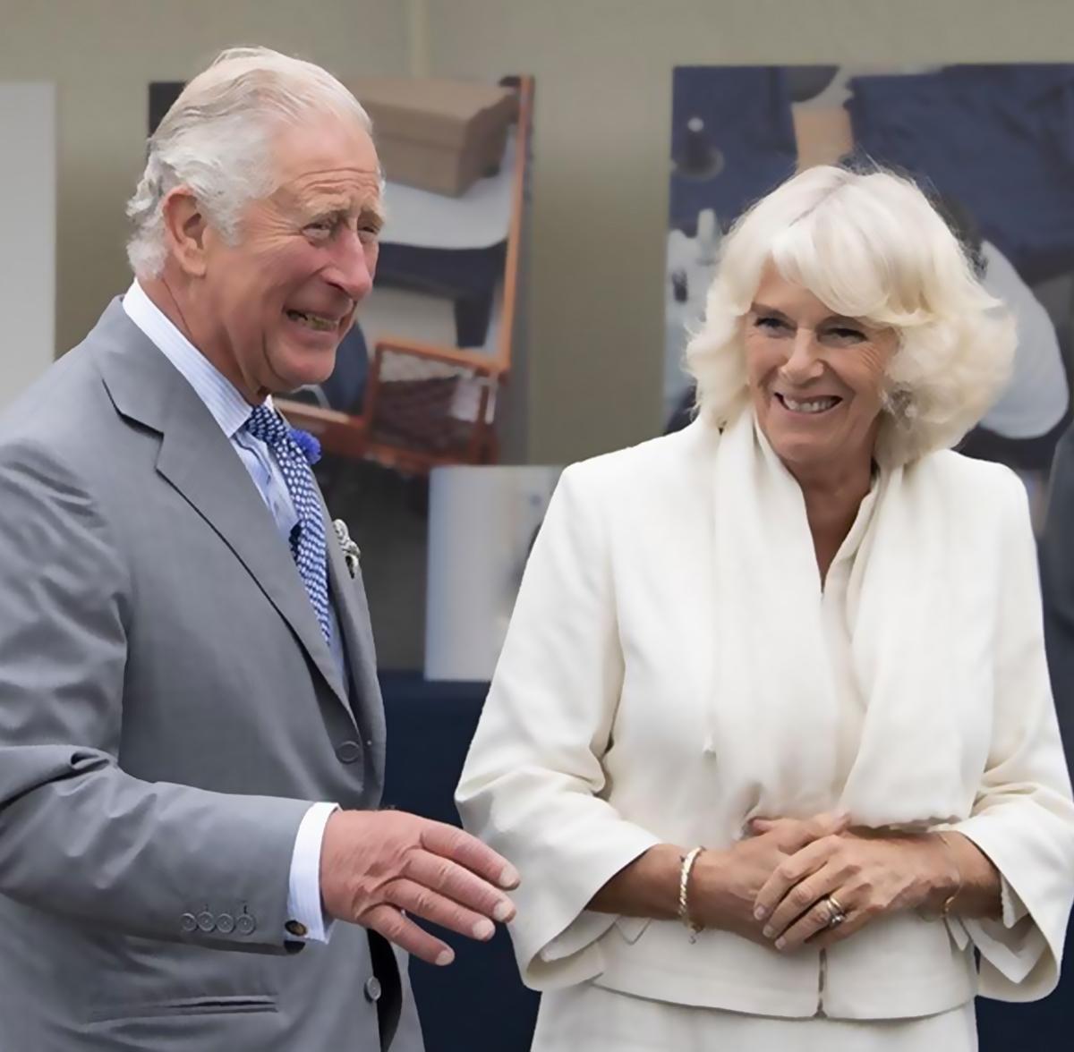 Príncipe Carlos Camilla Parker