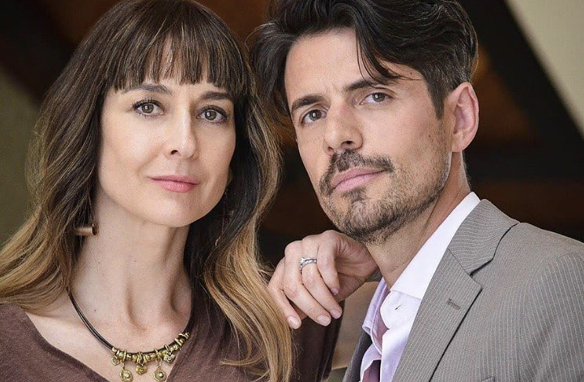 Susana González y Juan Martín Jauregui