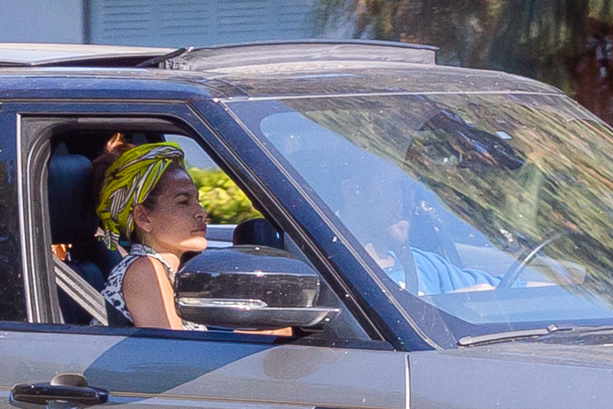 Ryan Gosling, Eva Mendez