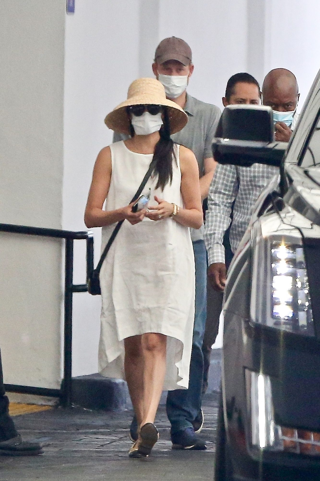 Meghan Markle, look, los angeles