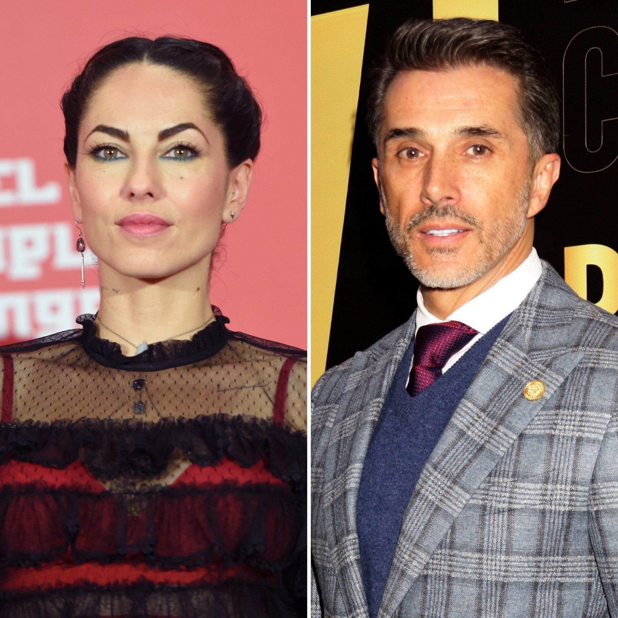 Bárbara Mori y Sergio Mayer
