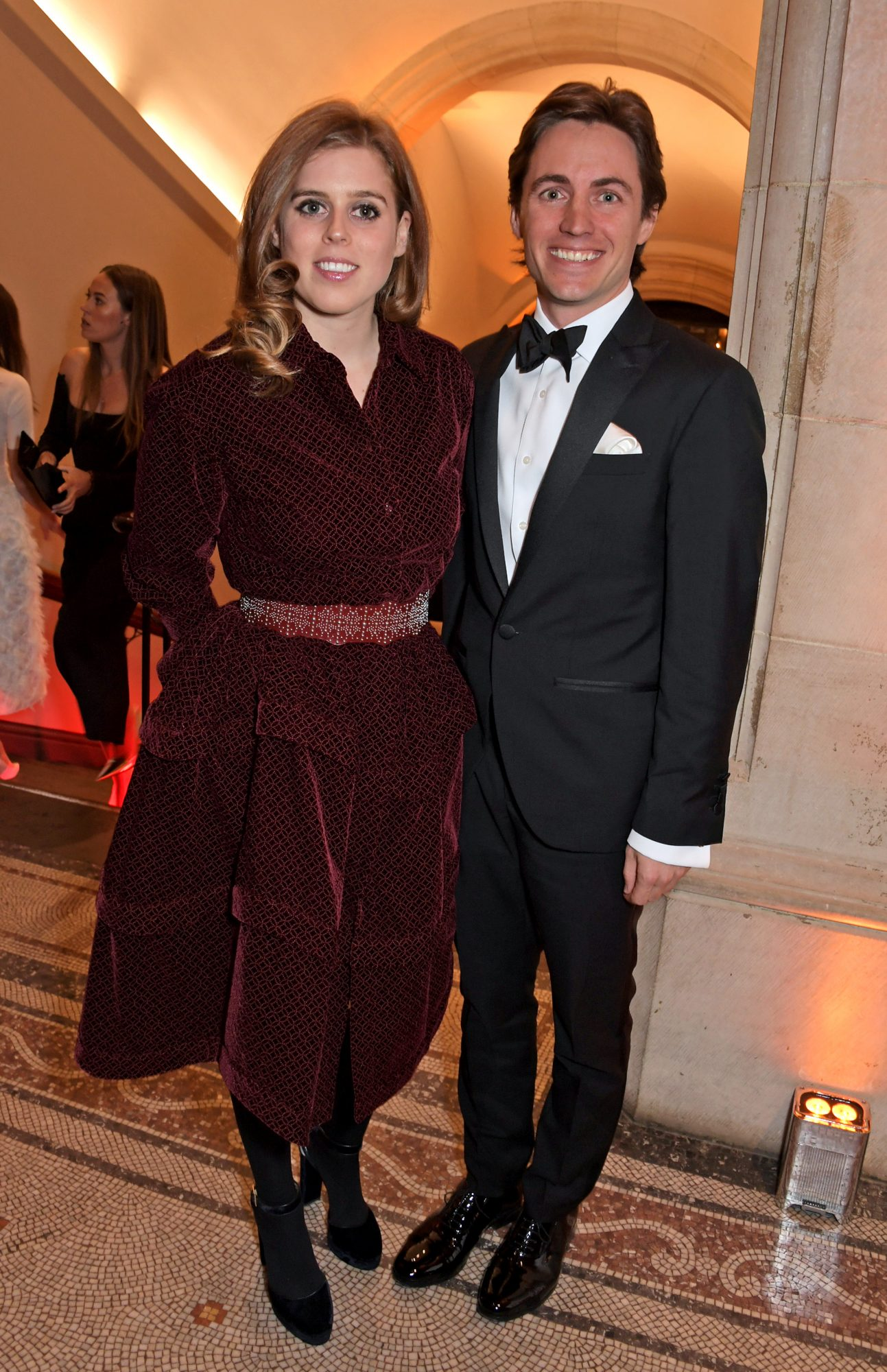 Princess Beatrice and Edoardo Mapelli Mozziconi