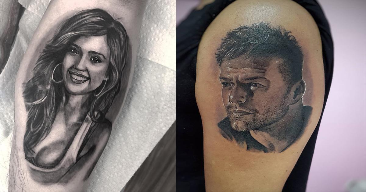 tatuajes inspirados en sus famosos favoritos